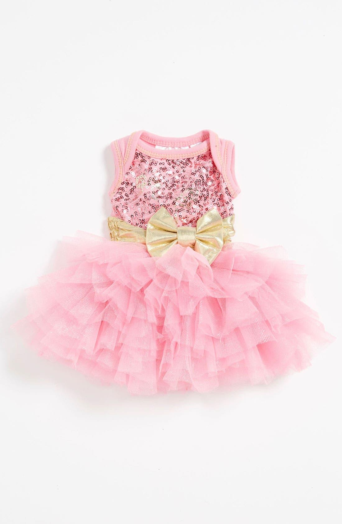 Alternate Image 1 Selected - Ooh! La, La! Couture 'Wow Dream' Doll Dress