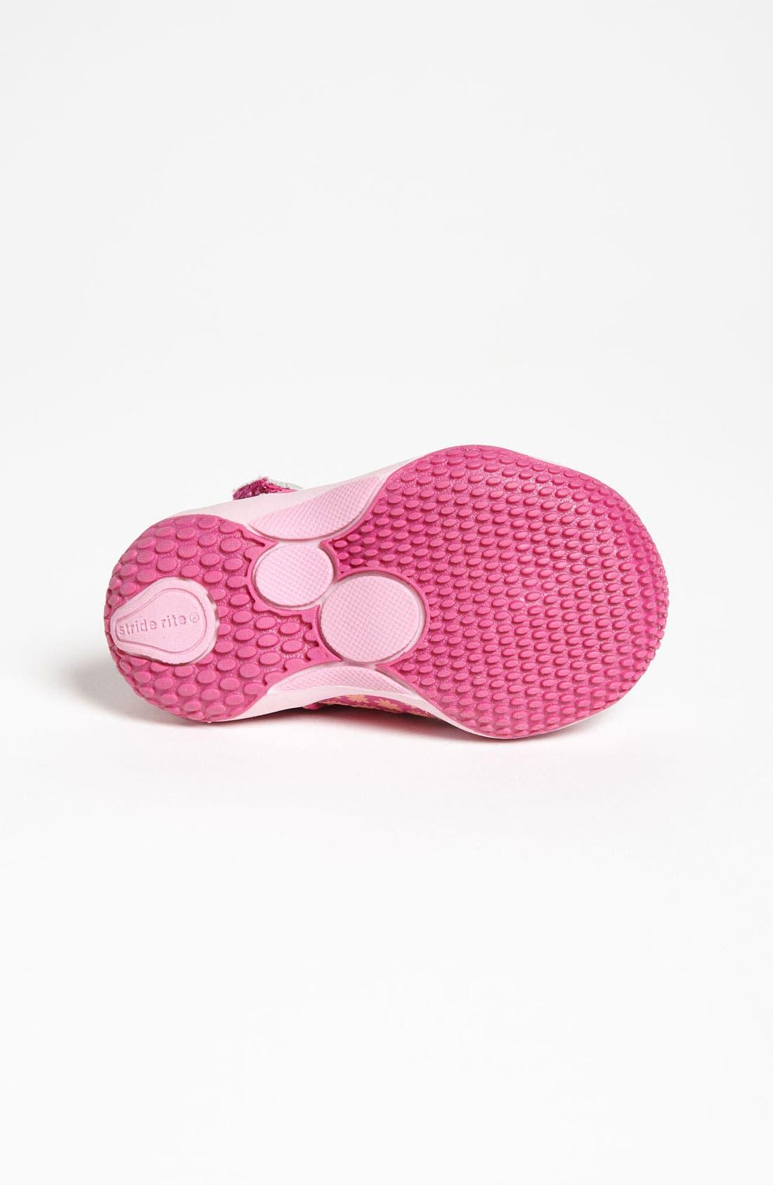 Alternate Image 4  - Stride Rite 'Baby Petra' Sandal (Baby, Walker & Toddler)