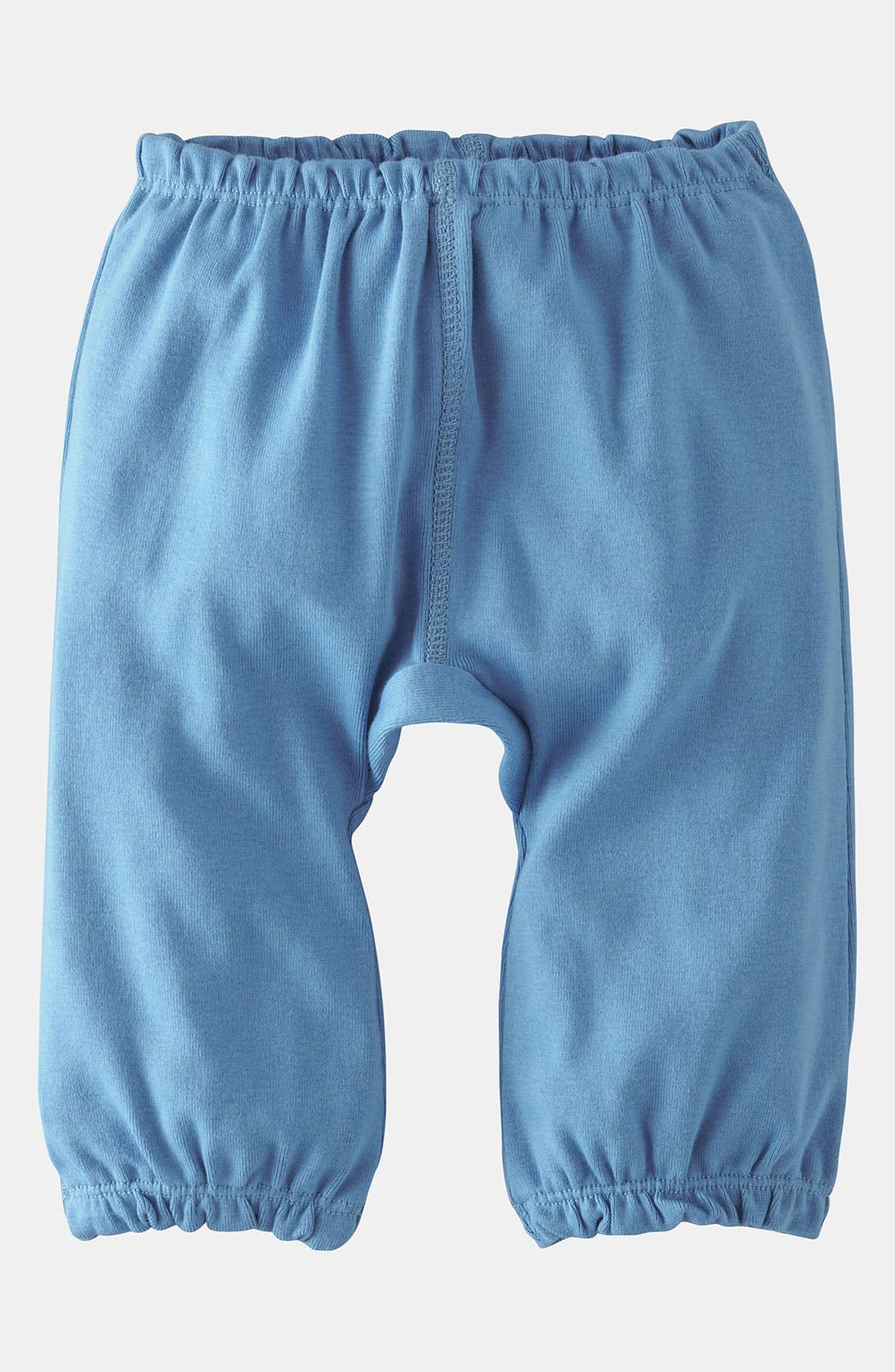 Alternate Image 1 Selected - Mini Boden Jersey Pants (Baby)
