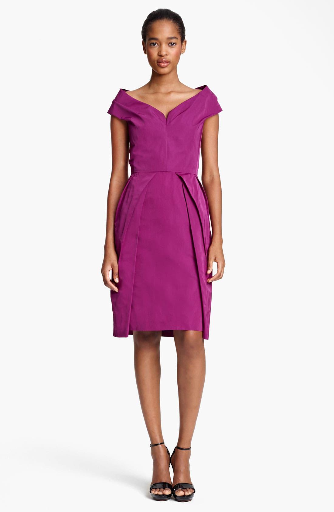 Alternate Image 1 Selected - Lida Baday Radzimir Cocktail Dress