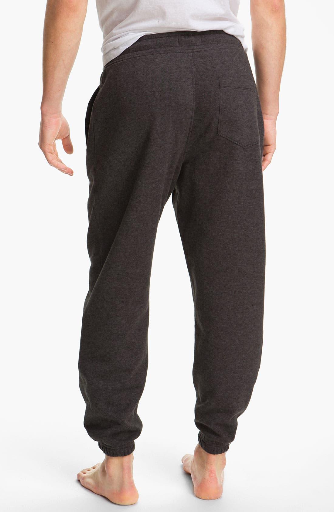Alternate Image 2  - Topman Jersey Sweatpants
