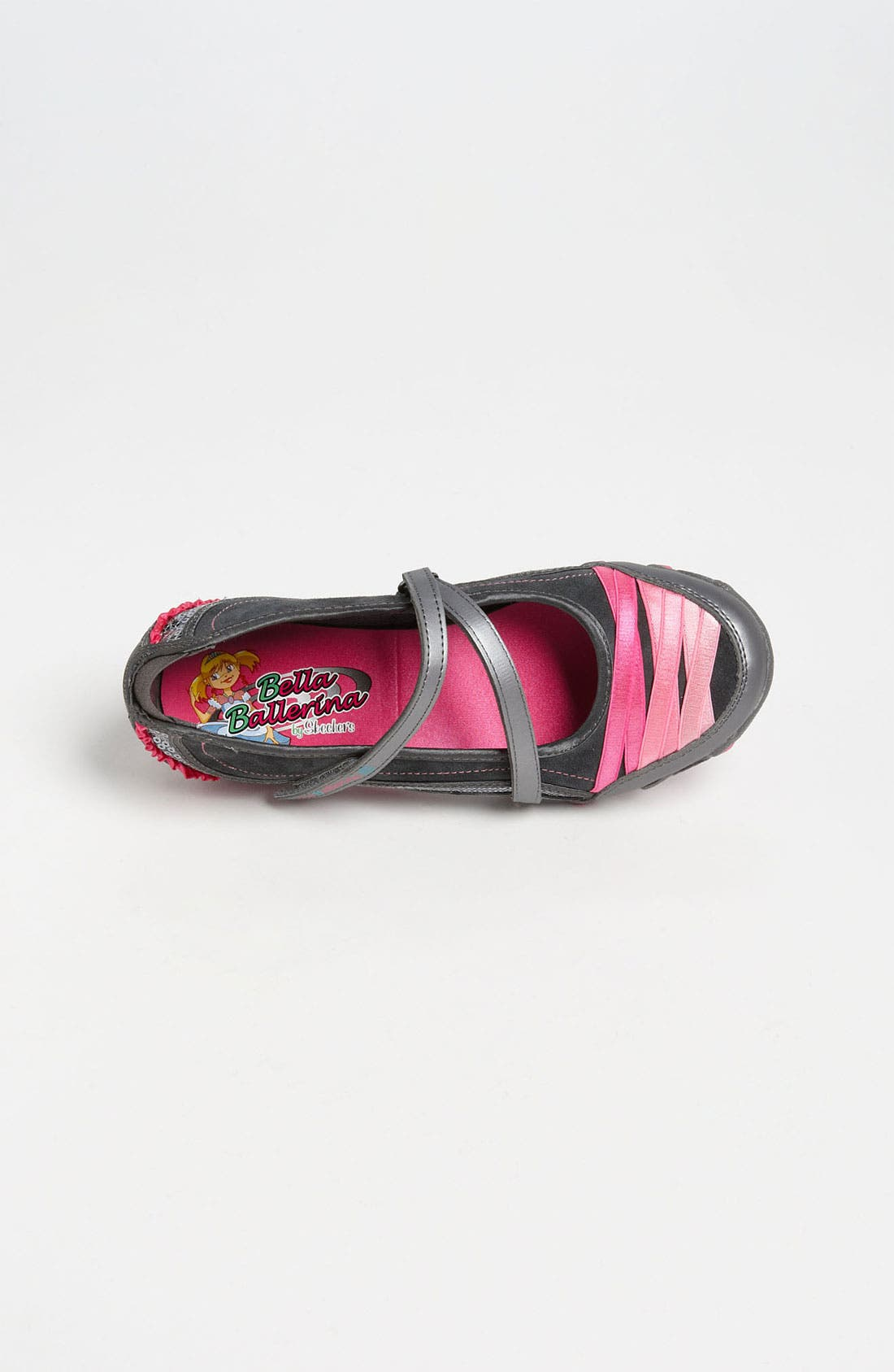 Alternate Image 3  - SKECHERS 'Bella Ballerina - Prancy' Sneaker (Toddler & Little Kid)
