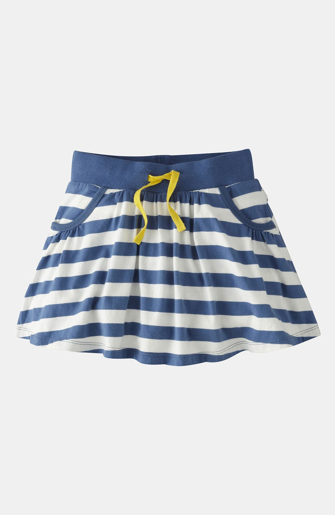 Alternate Image 1 Selected - Mini Boden Jersey Scooter Skirt (Little Girls & Big Girls)
