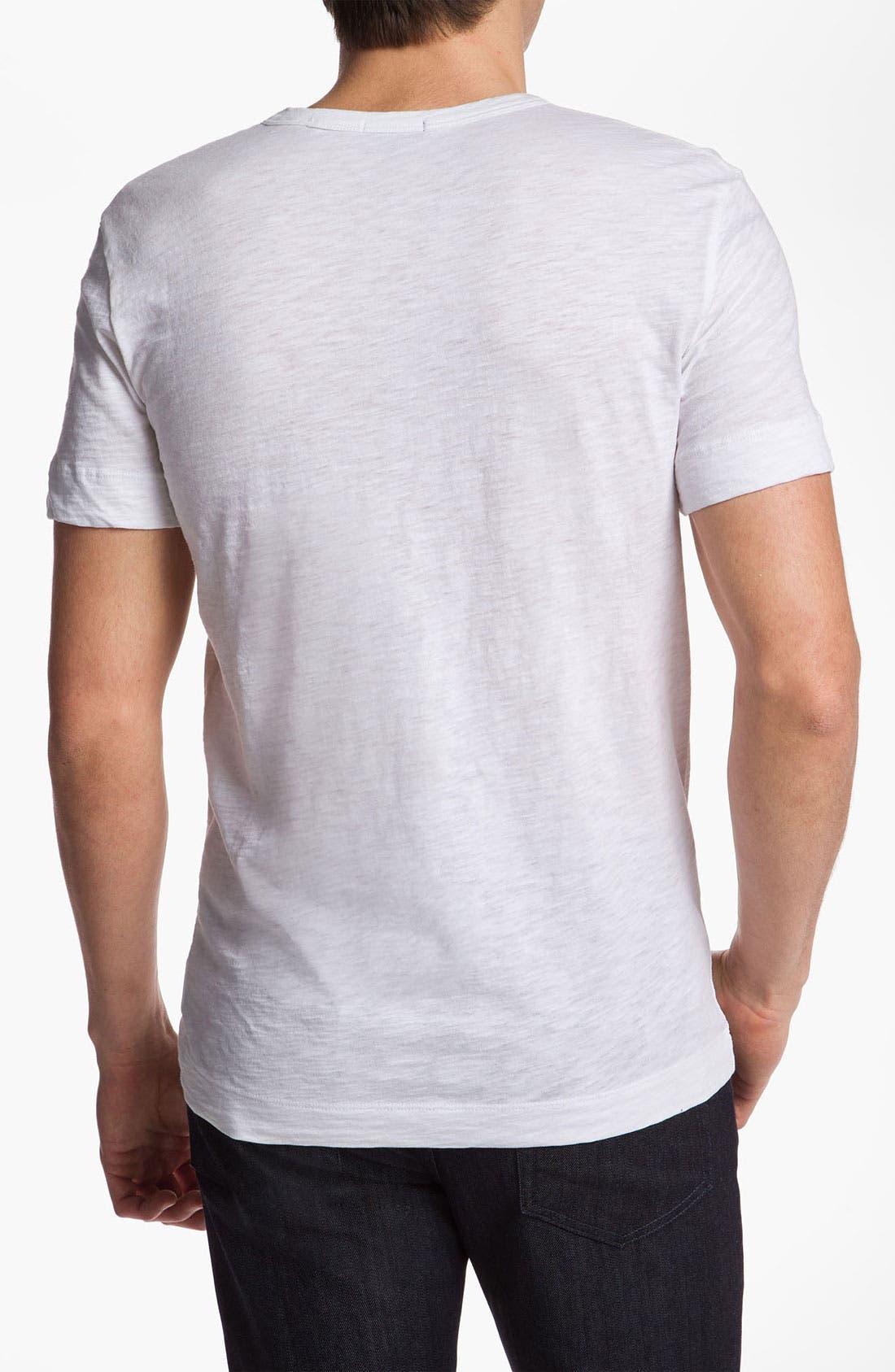 Alternate Image 2  - Theory V-Neck T-Shirt