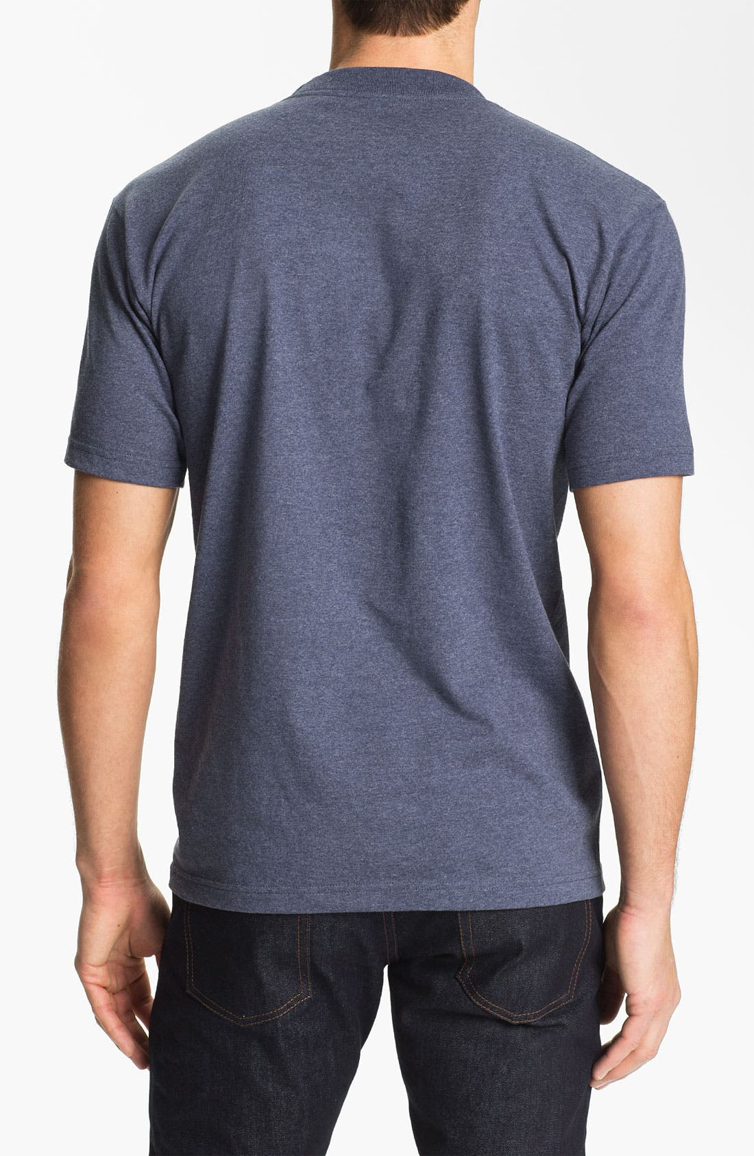 Alternate Image 2  - The North Face 'Wooden Logo' T-Shirt