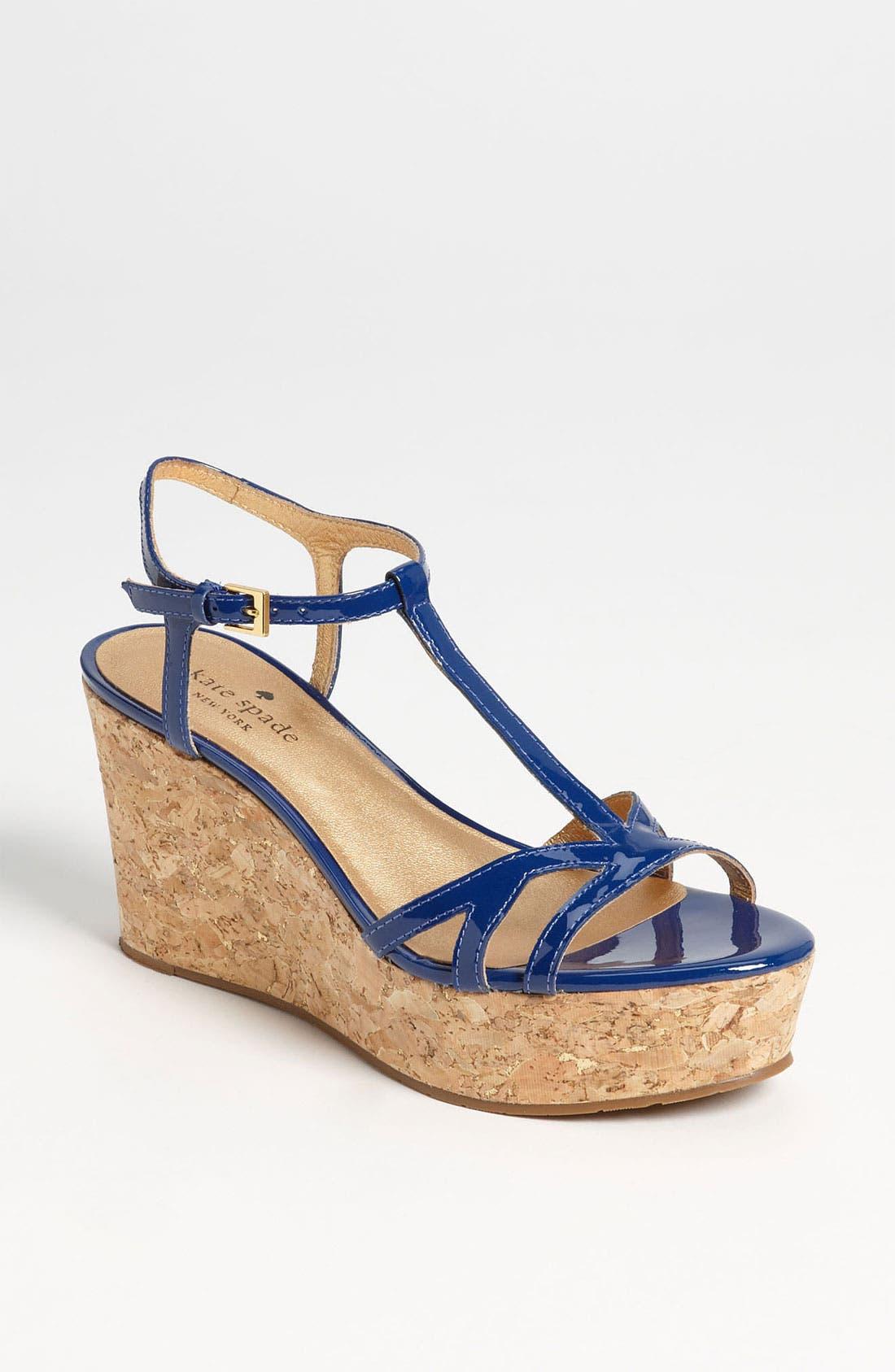 Alternate Image 1 Selected - kate spade new york 'theodora' sandal