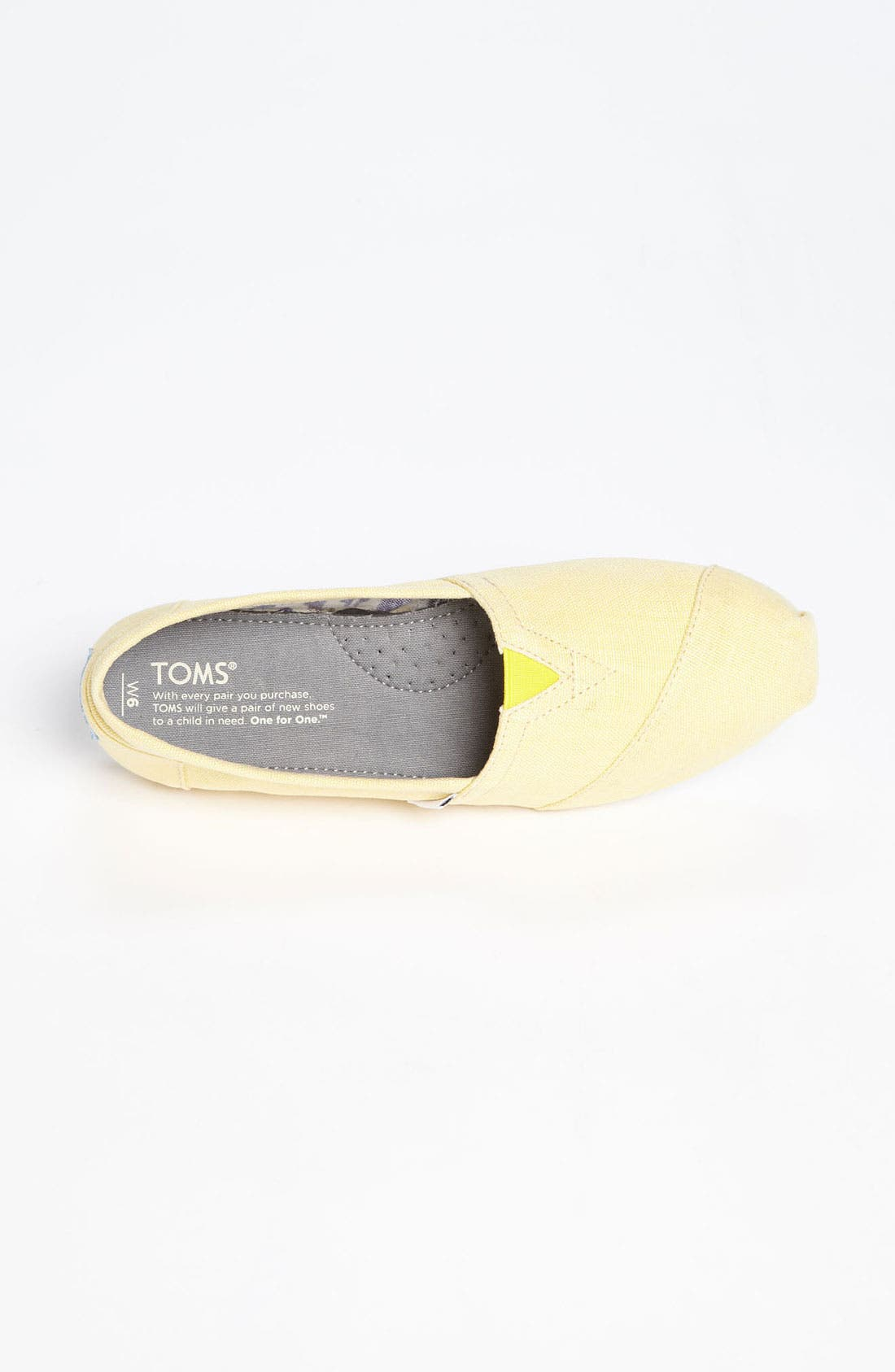 Alternate Image 3  - TOMS 'Earthwise' Slip-On (Nordstrom Exclusive) (Women)