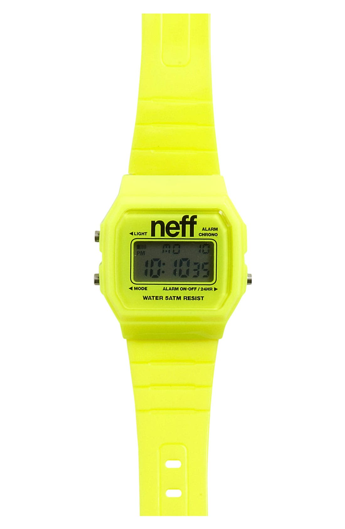 Alternate Image 1 Selected - Neff 'Flava' Watch (Big Boys)