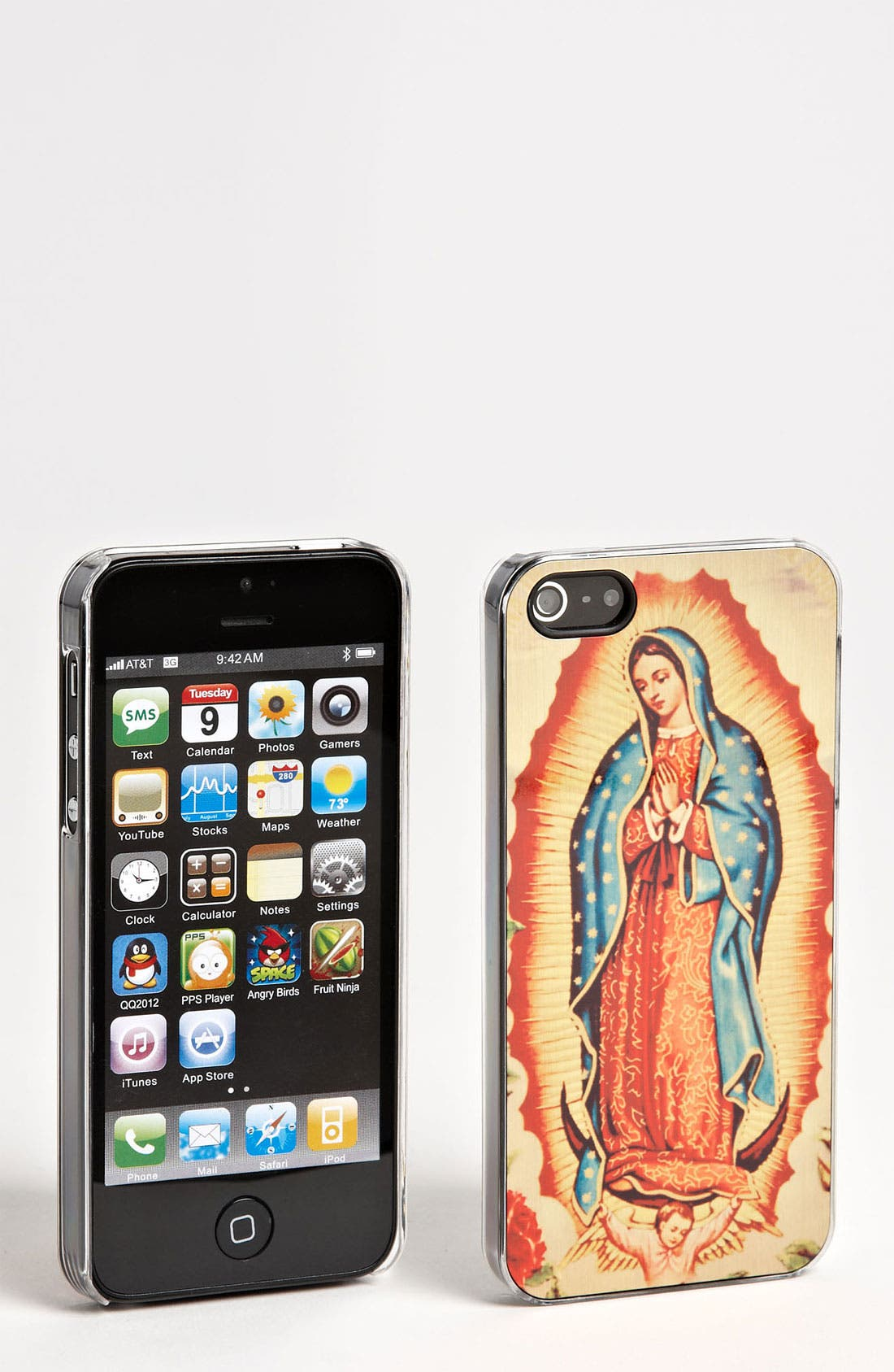 Alternate Image 1 Selected - ZERO GRAVITY 'Guadalupe' iPhone 5 Case