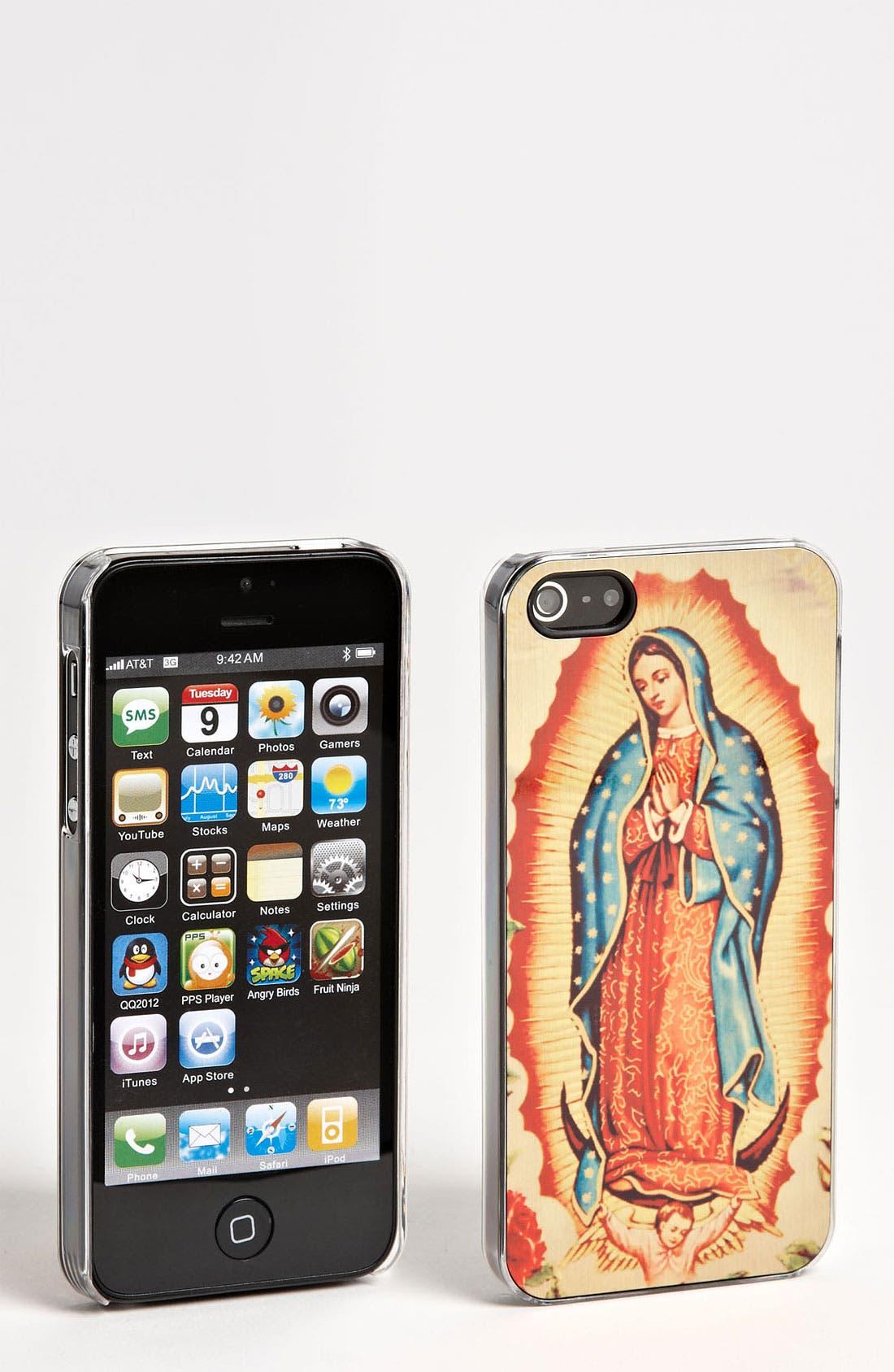 Main Image - ZERO GRAVITY 'Guadalupe' iPhone 5 Case