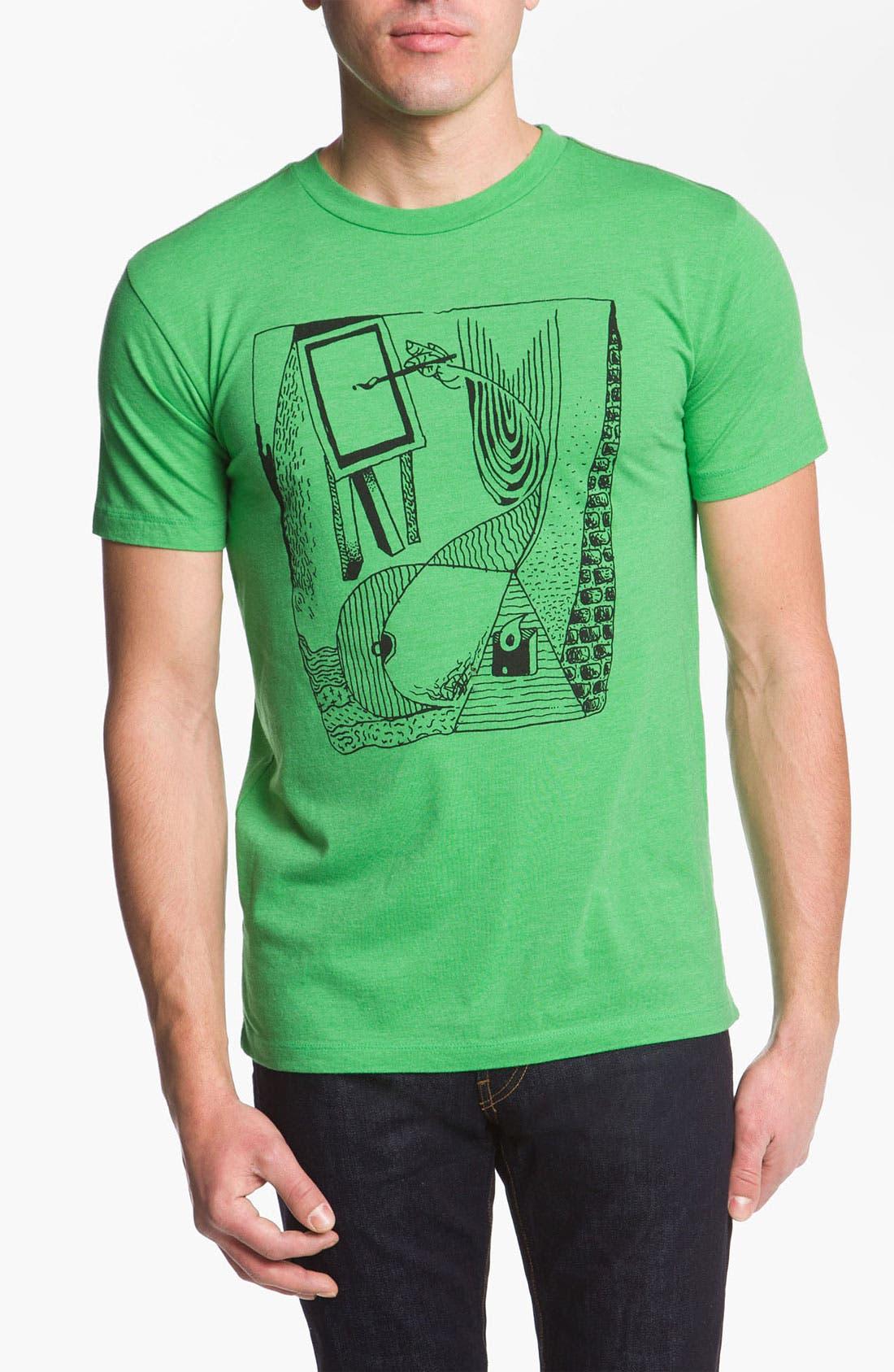 Main Image - RVCA 'Masterpiece' T-Shirt