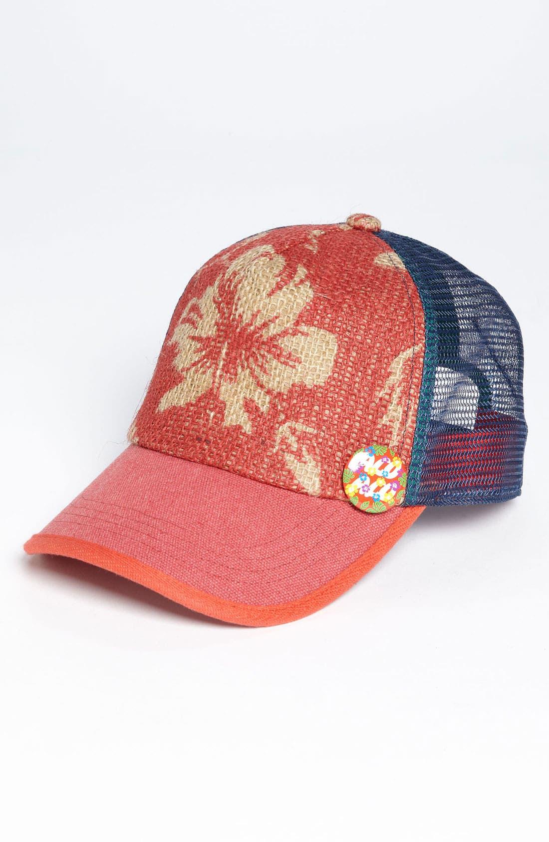 Alternate Image 1 Selected - Grace Hats 'Alo Alo' Cap