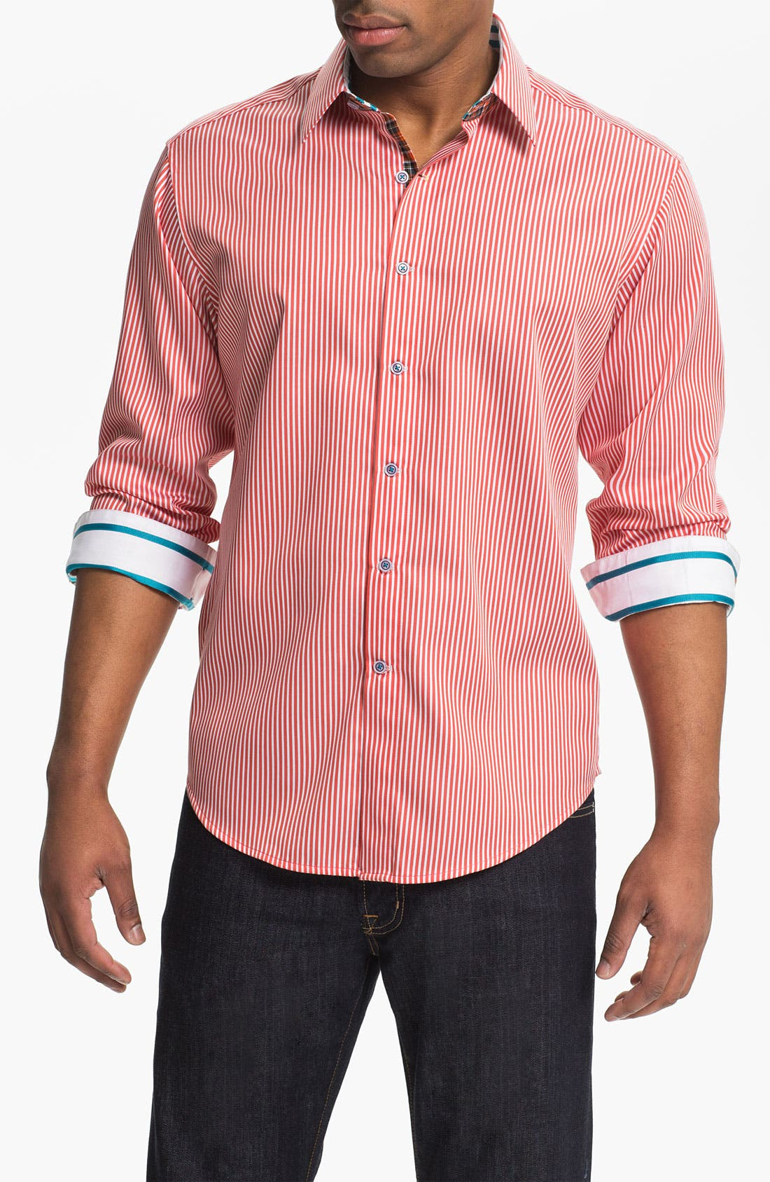 Alternate Image 1 Selected - Robert Graham 'Nemo' Sport Shirt