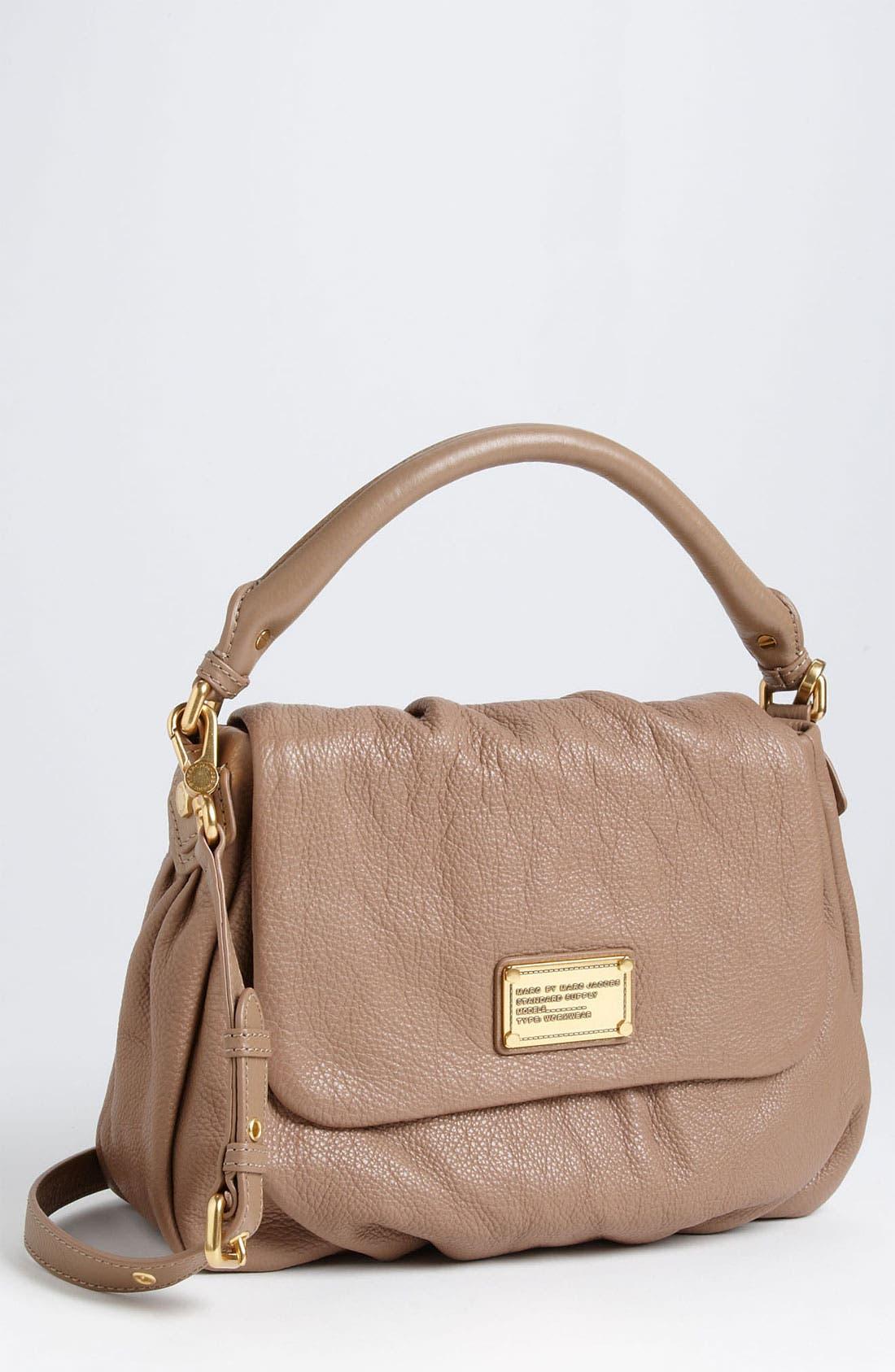 Alternate Image 1 Selected - MARC BY MARC JACOBS 'Classic Q - Little Ukita' Shoulder Bag