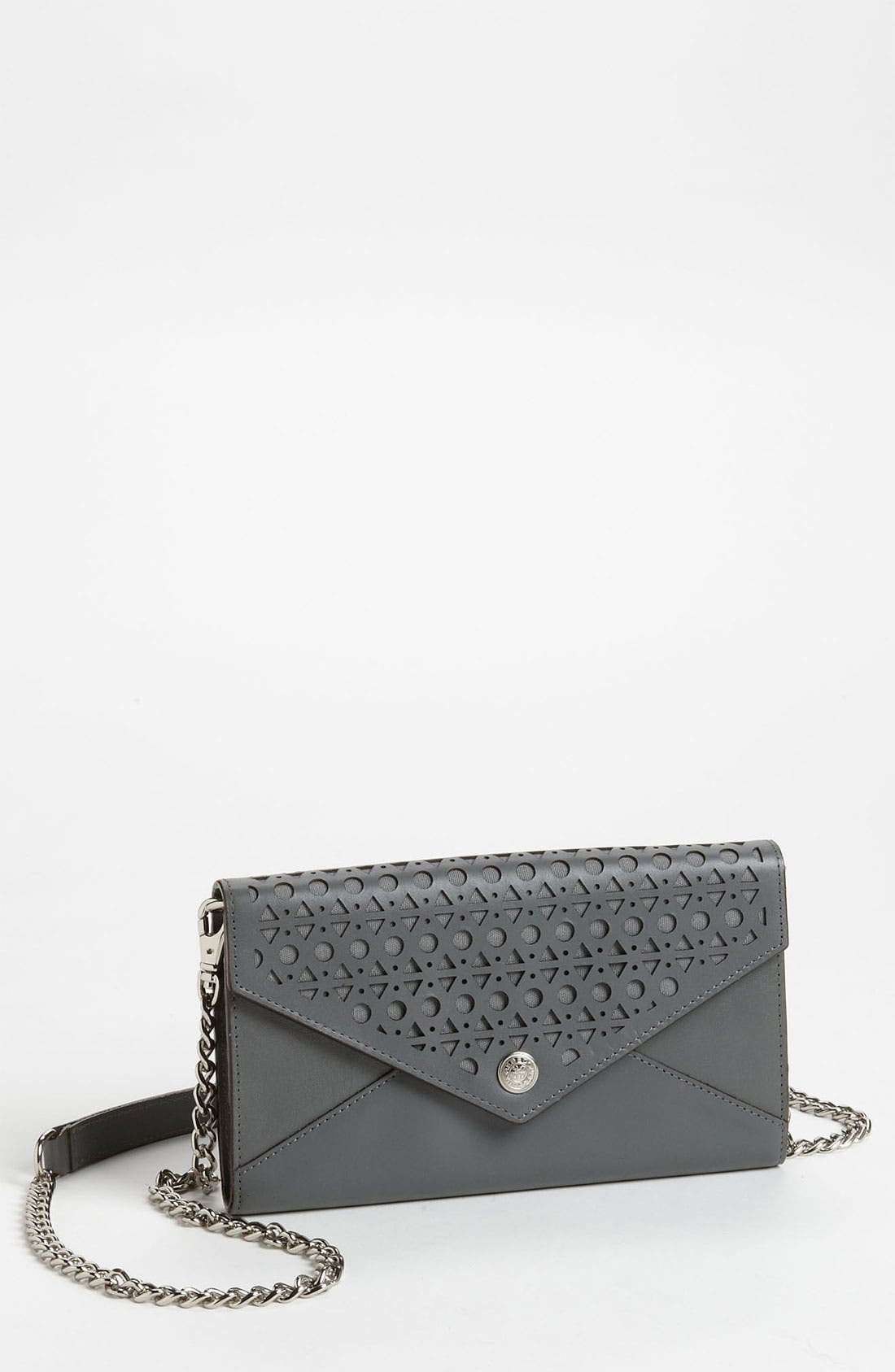 Main Image - Rebecca Minkoff Laser Cut Wallet on a Chain