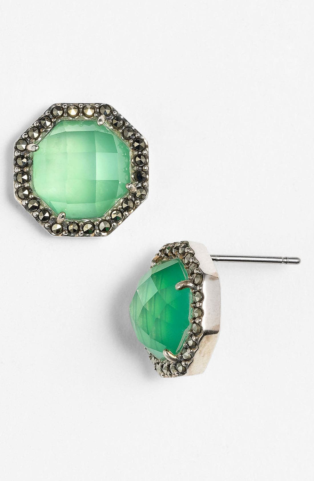 Alternate Image 1 Selected - Judith Jack 'Maldives' Stud Earrings