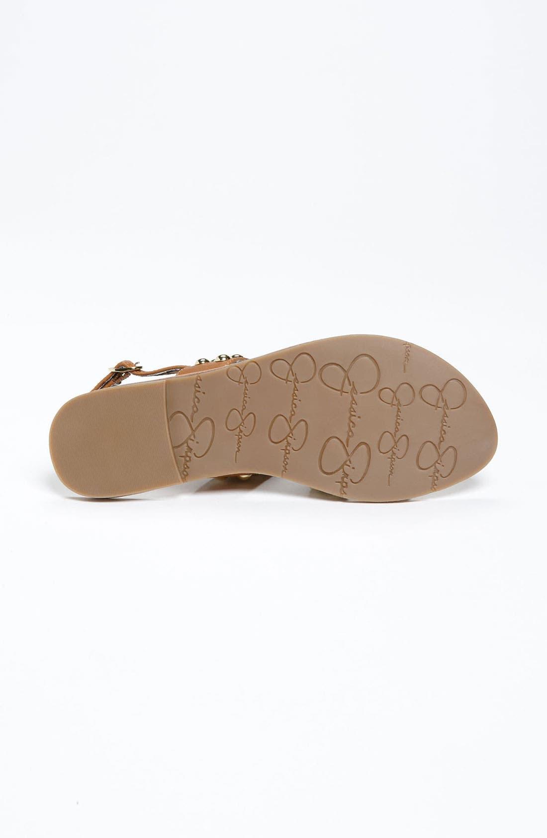 Alternate Image 4  - Jessica Simpson 'Kari' Sandal