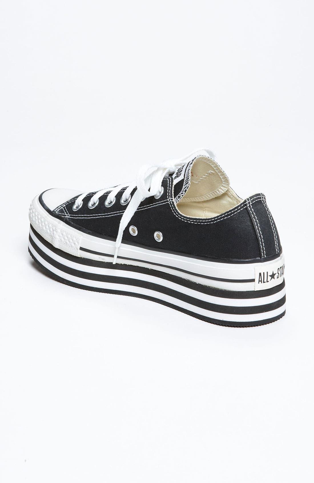 Alternate Image 2  - Converse Chuck Taylor® Platform Sneaker (Women)