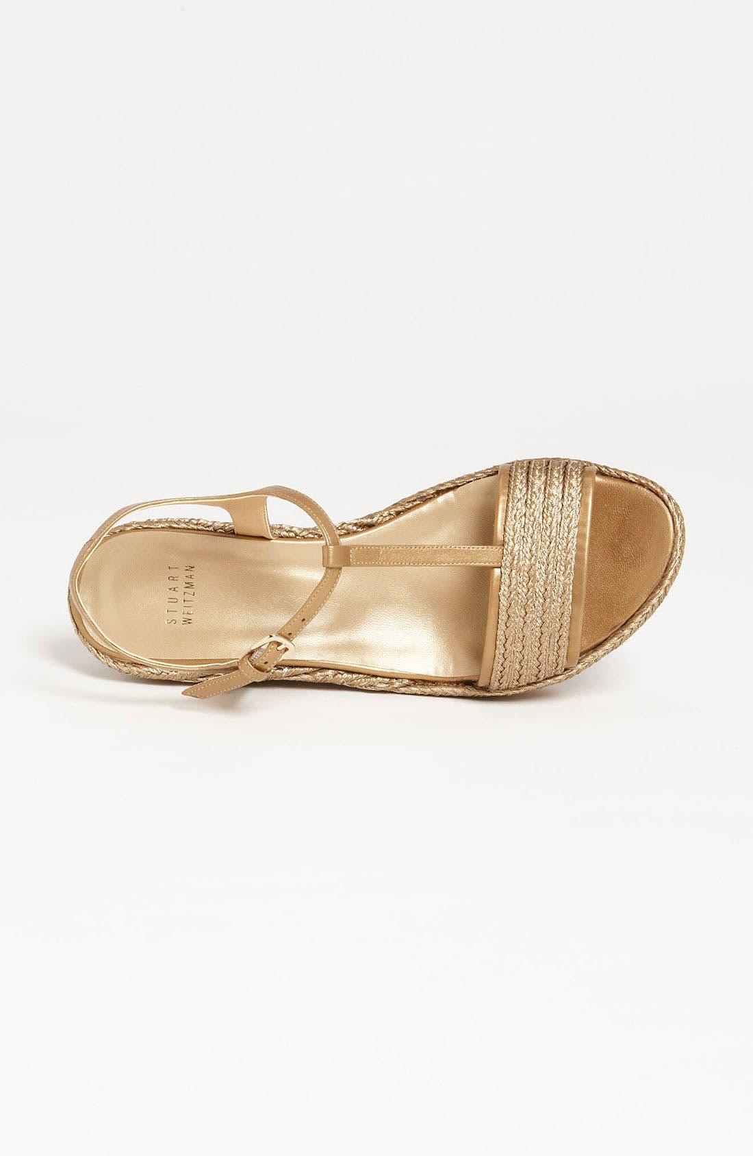 Alternate Image 3  - Stuart Weitzman 'Flatty' Sandal