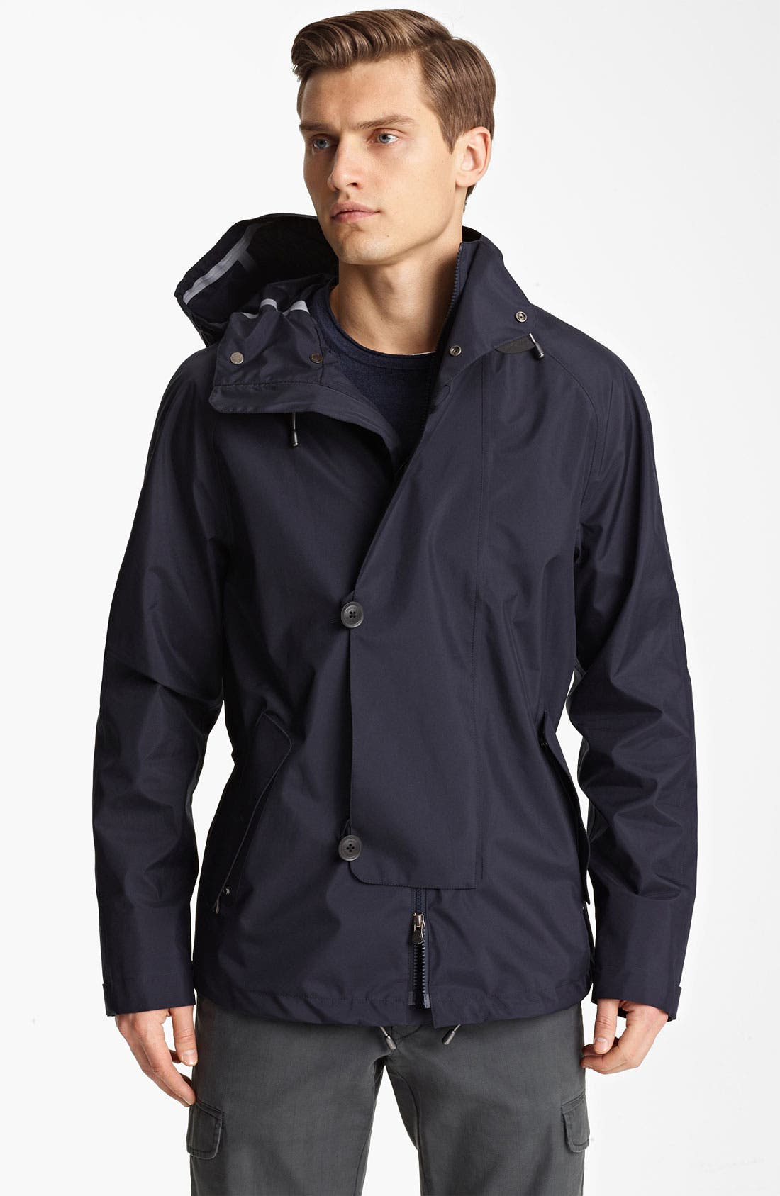 Alternate Image 1 Selected - Zegna Sport 'Marina' Three Season Parka
