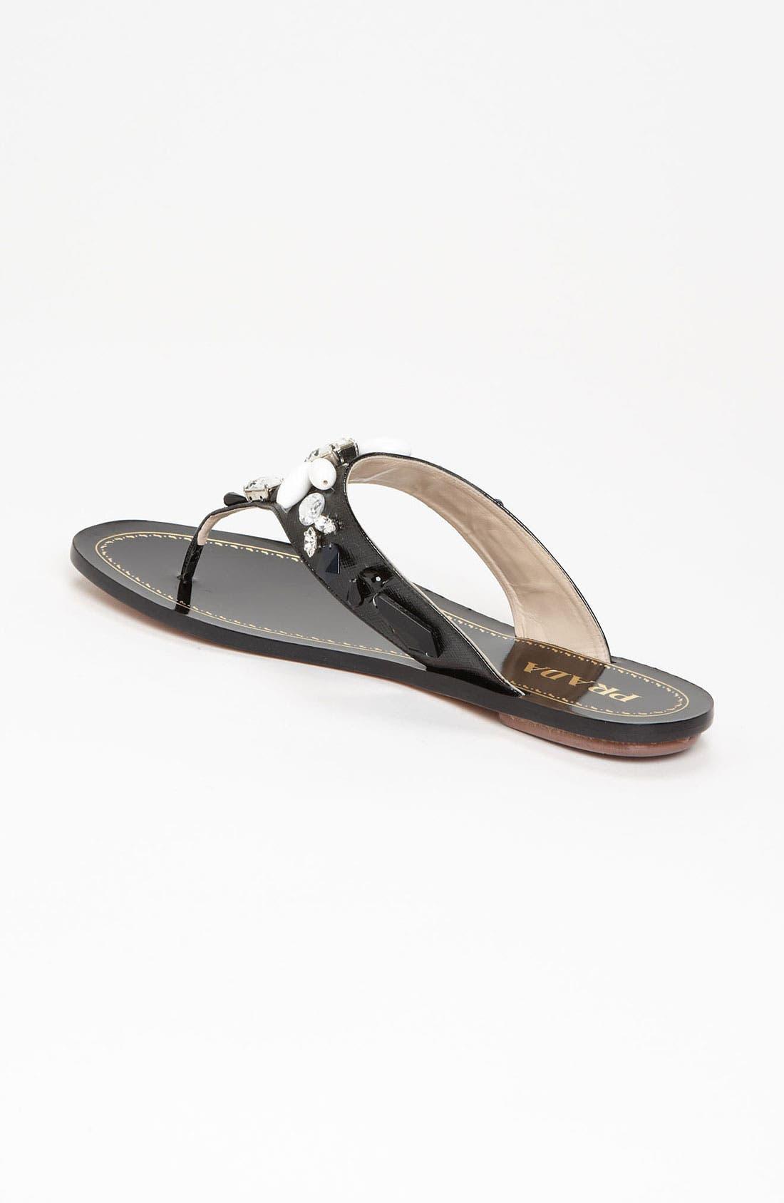 Alternate Image 2  - Prada Thong Sandal