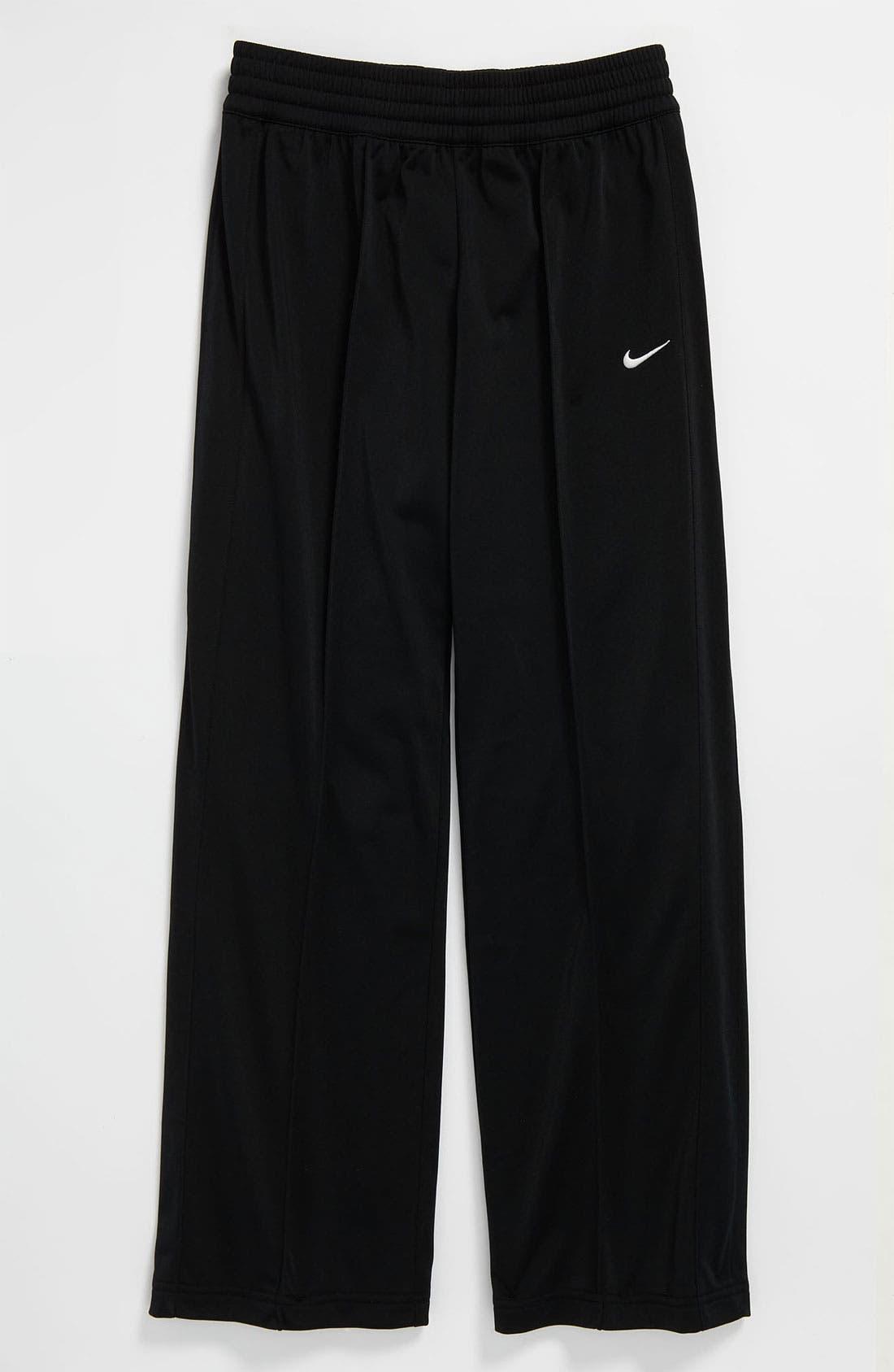 Alternate Image 1 Selected - Nike 'KO' Pants (Big Girls)