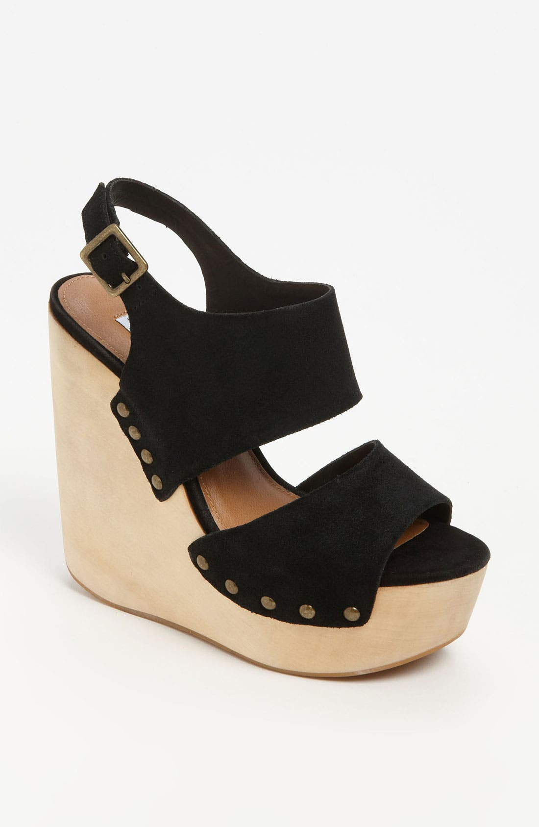 Alternate Image 1 Selected - Steve Madden 'Auraa' Wedge Sandal