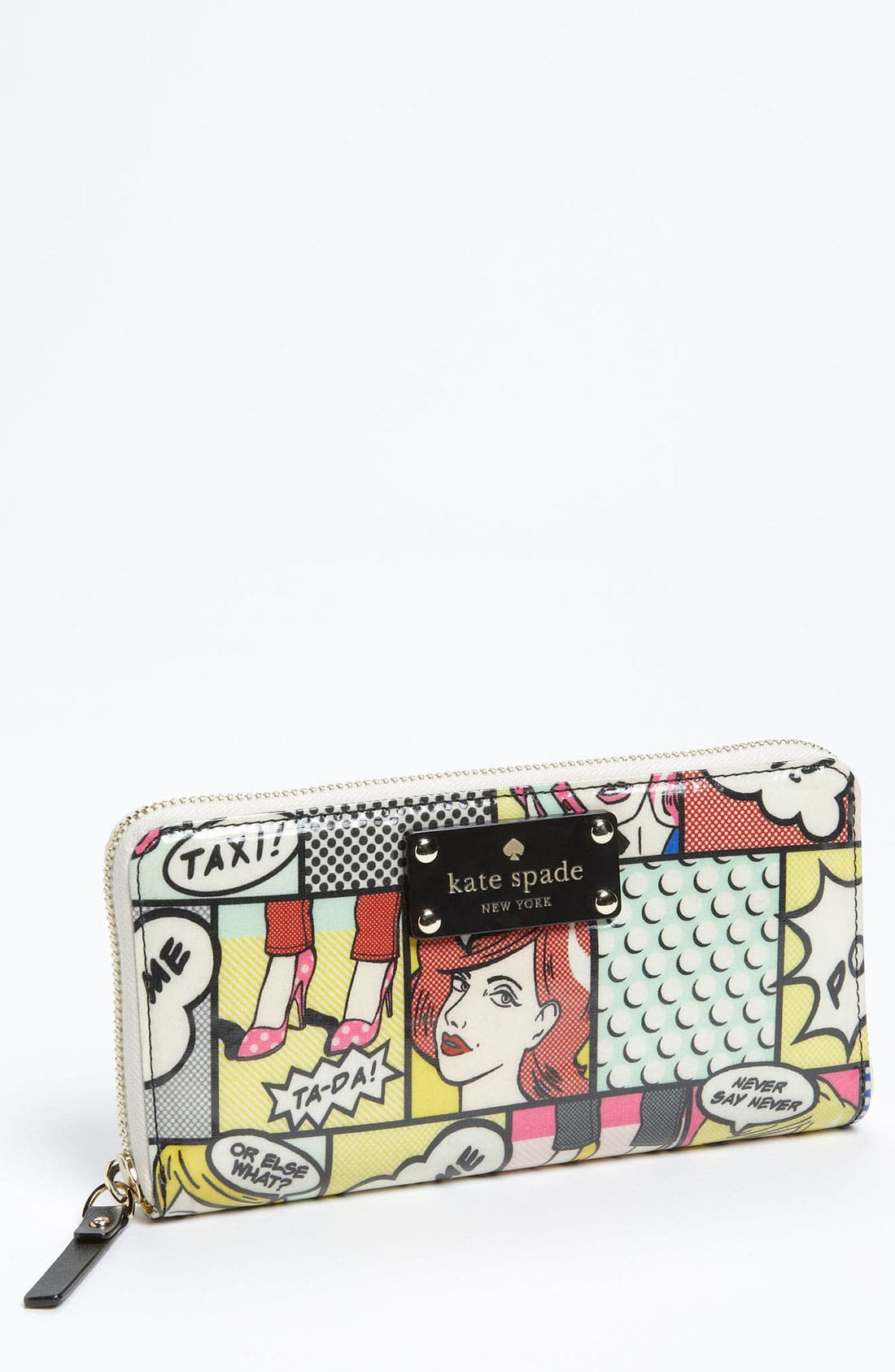 Alternate Image 1 Selected - kate spade new york 'daycation - lacey' wallet