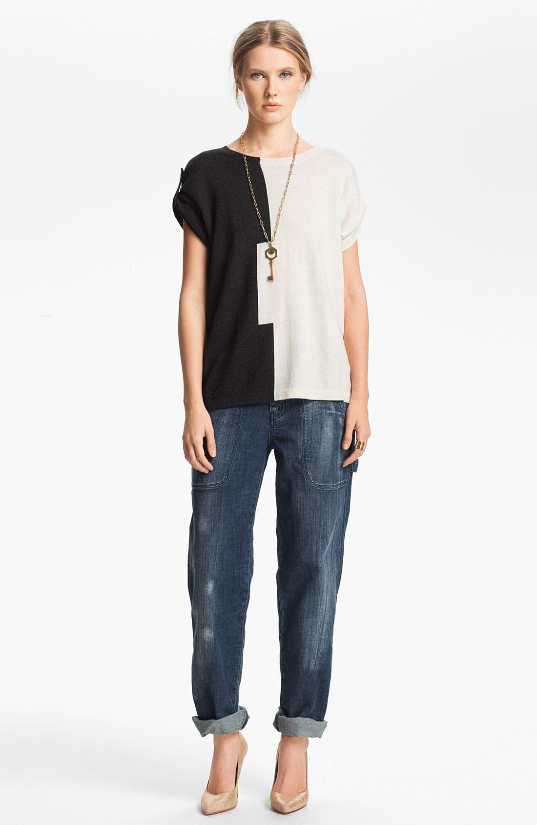 Main Image - Kelly Wearstler Abstract Sweater