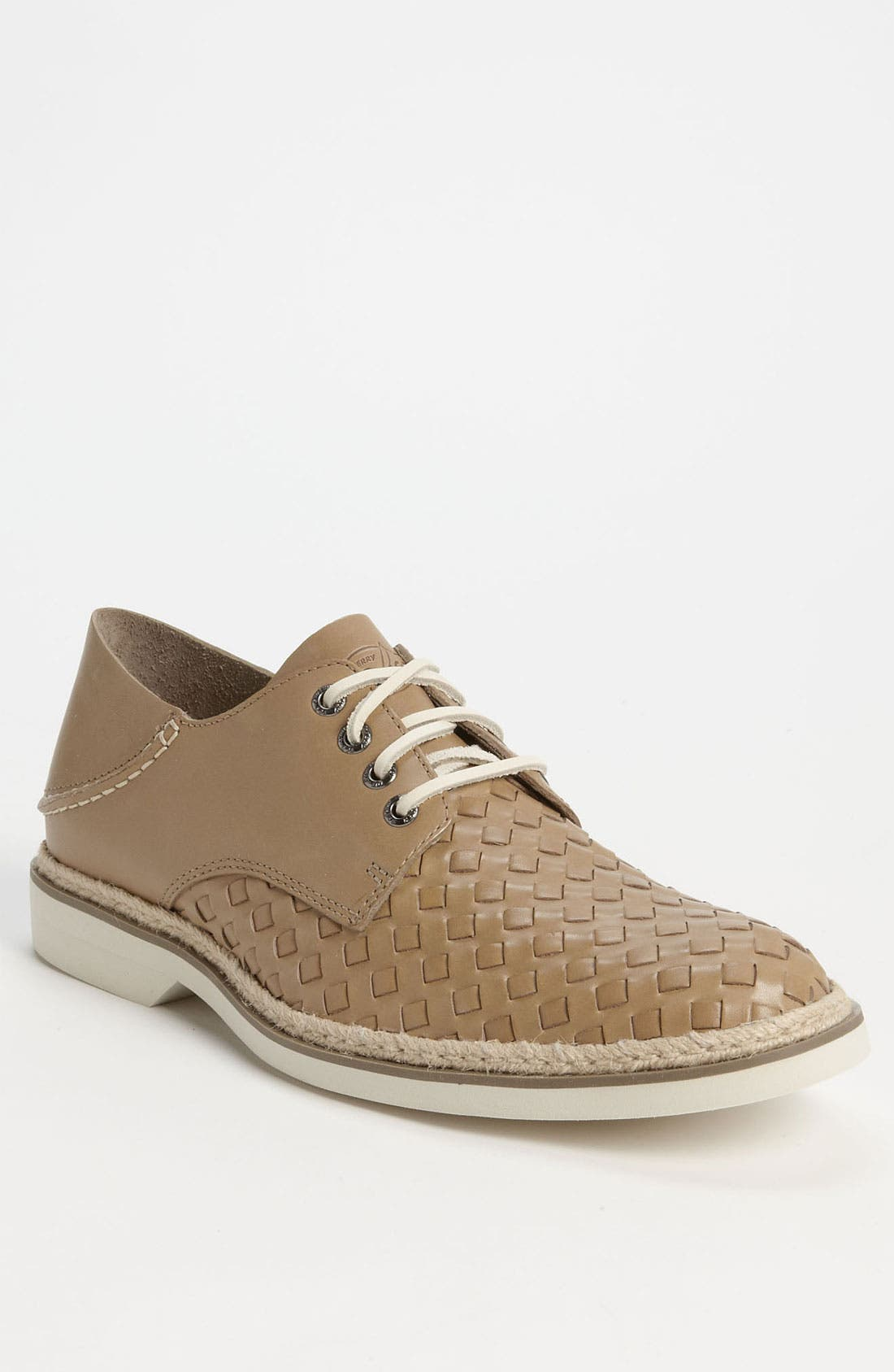 Alternate Image 1 Selected - Sperry Top-Sider® 'Boat Ox' Woven Buck Shoe (Online Only)
