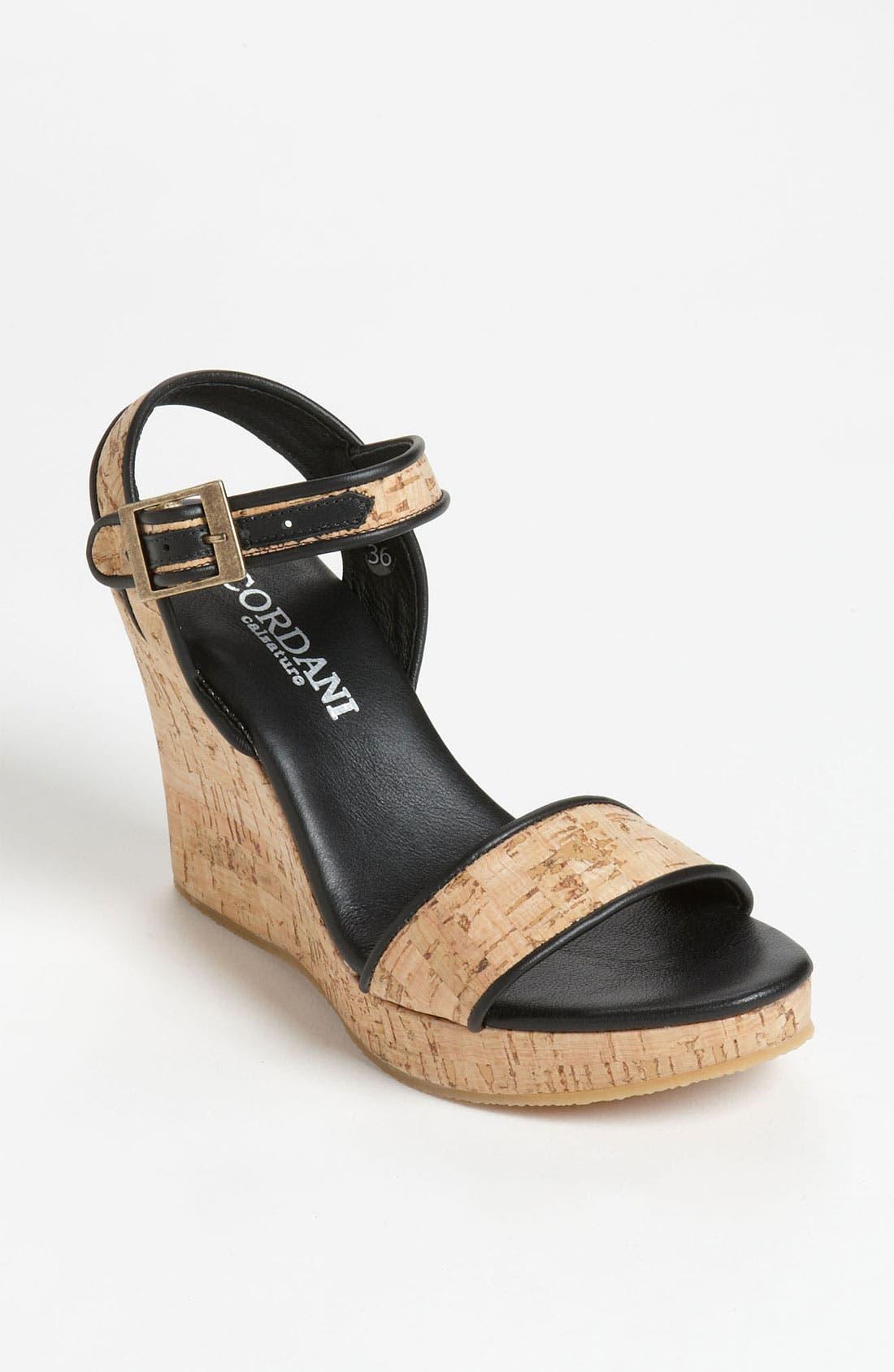 Alternate Image 1 Selected - Cordani 'Wales' Sandal