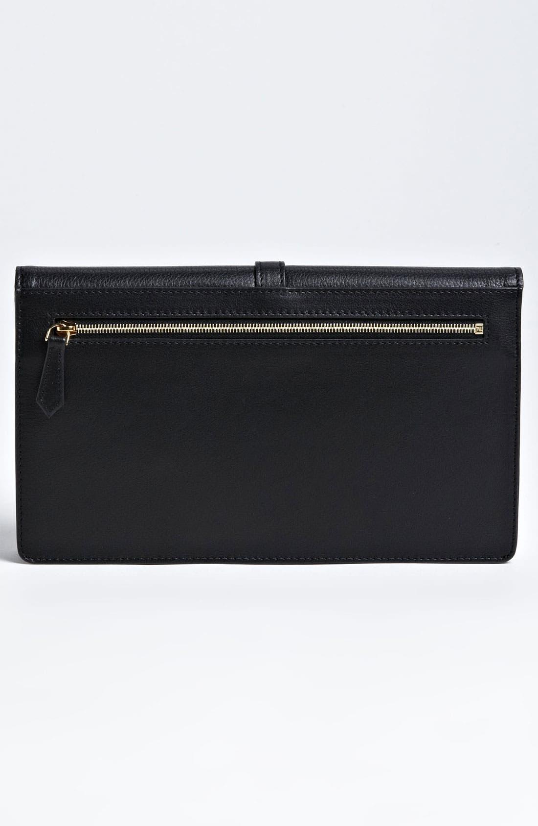 Alternate Image 4  - Fendi Leather Envelope Clutch