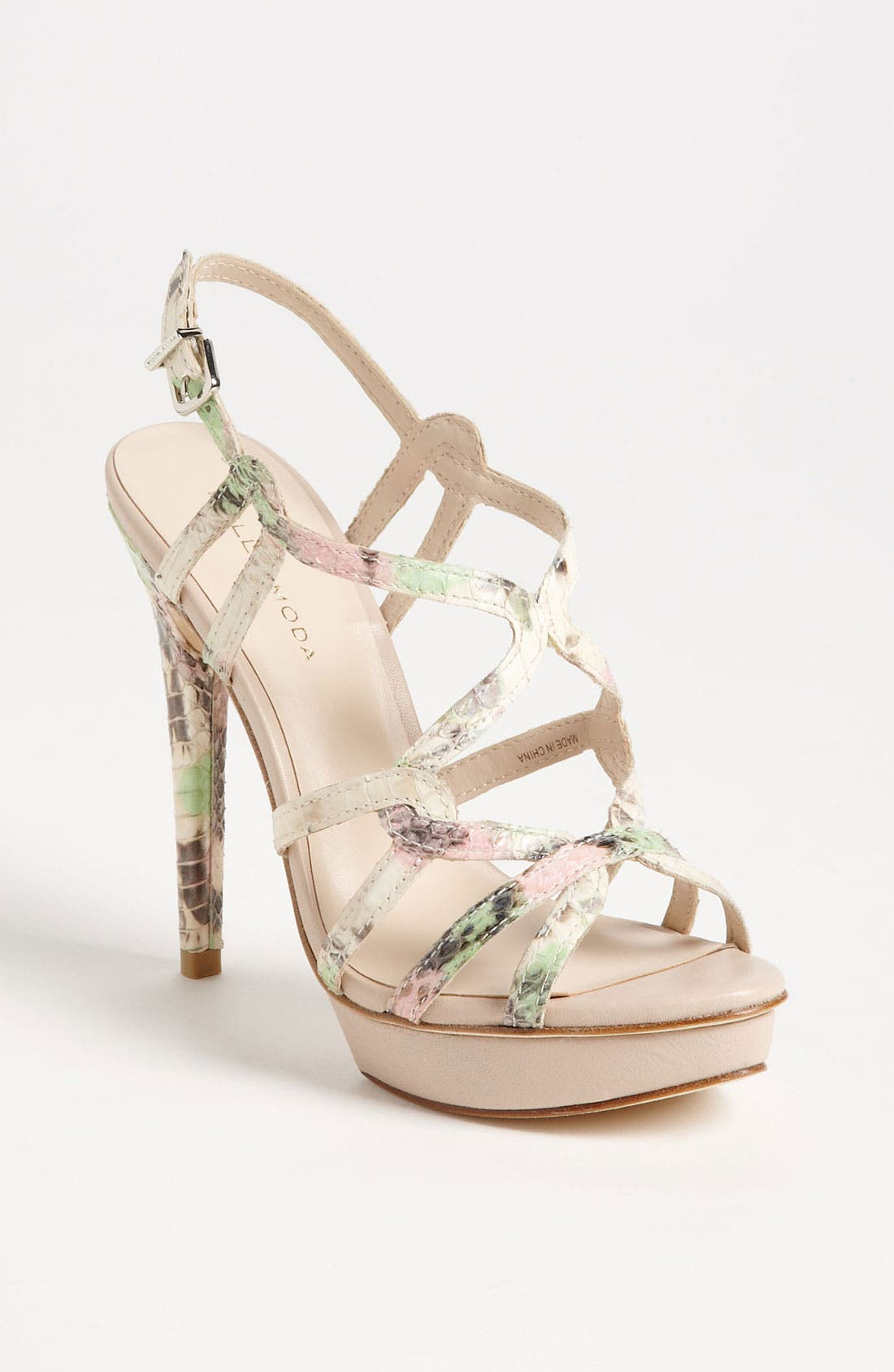 Alternate Image 1 Selected - Pelle Moda 'Flirty' Sandal