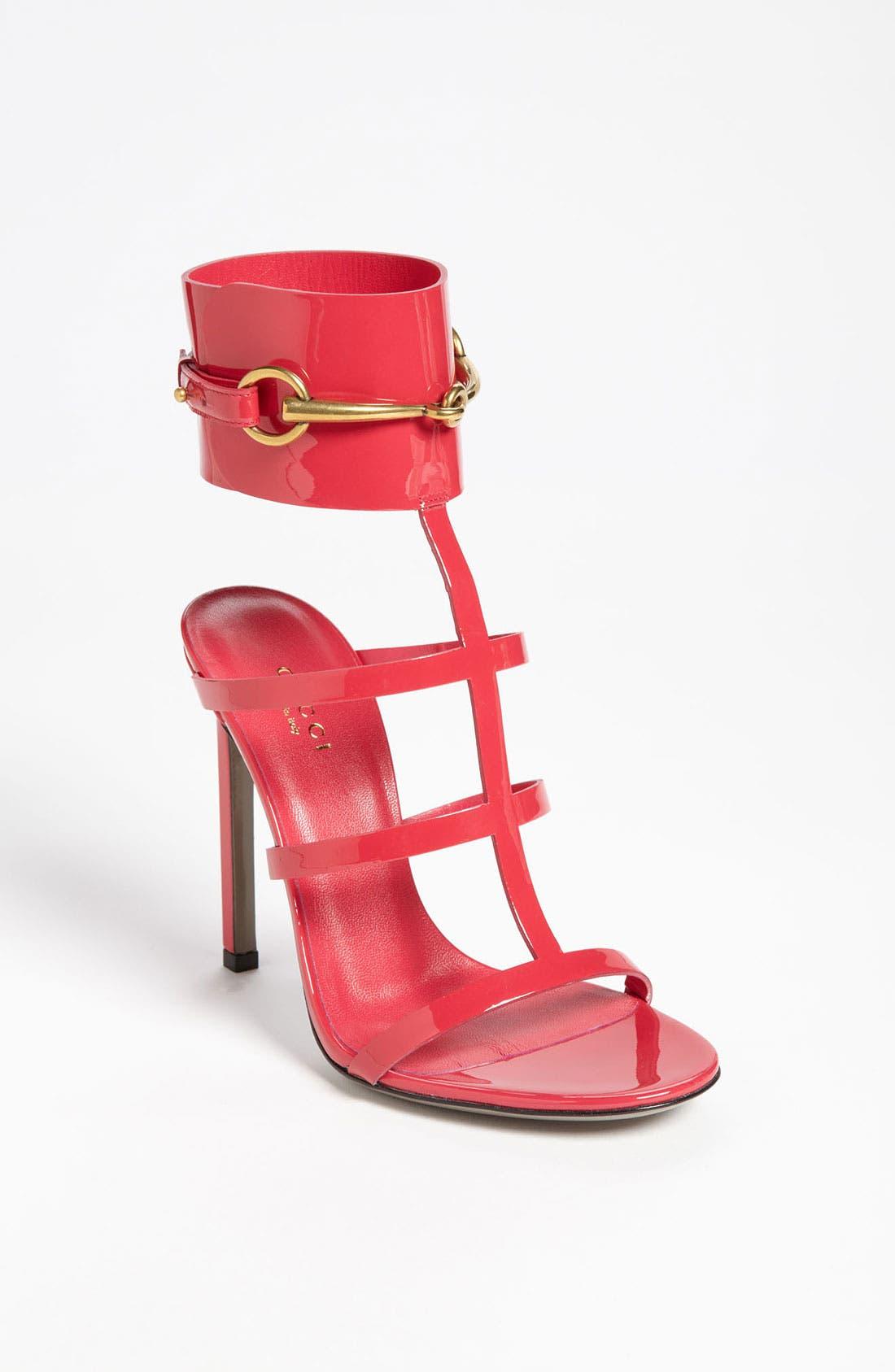 Alternate Image 1 Selected - Gucci 'Ursula' Sandal