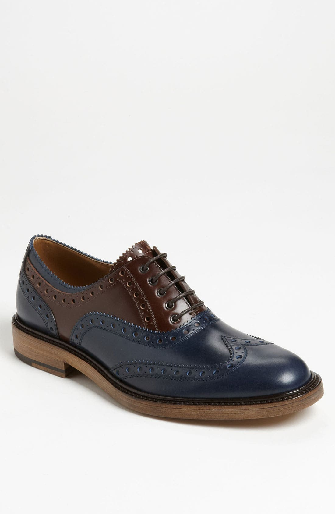 Main Image - Salvatore Ferragamo 'Tango' Spectator Shoe