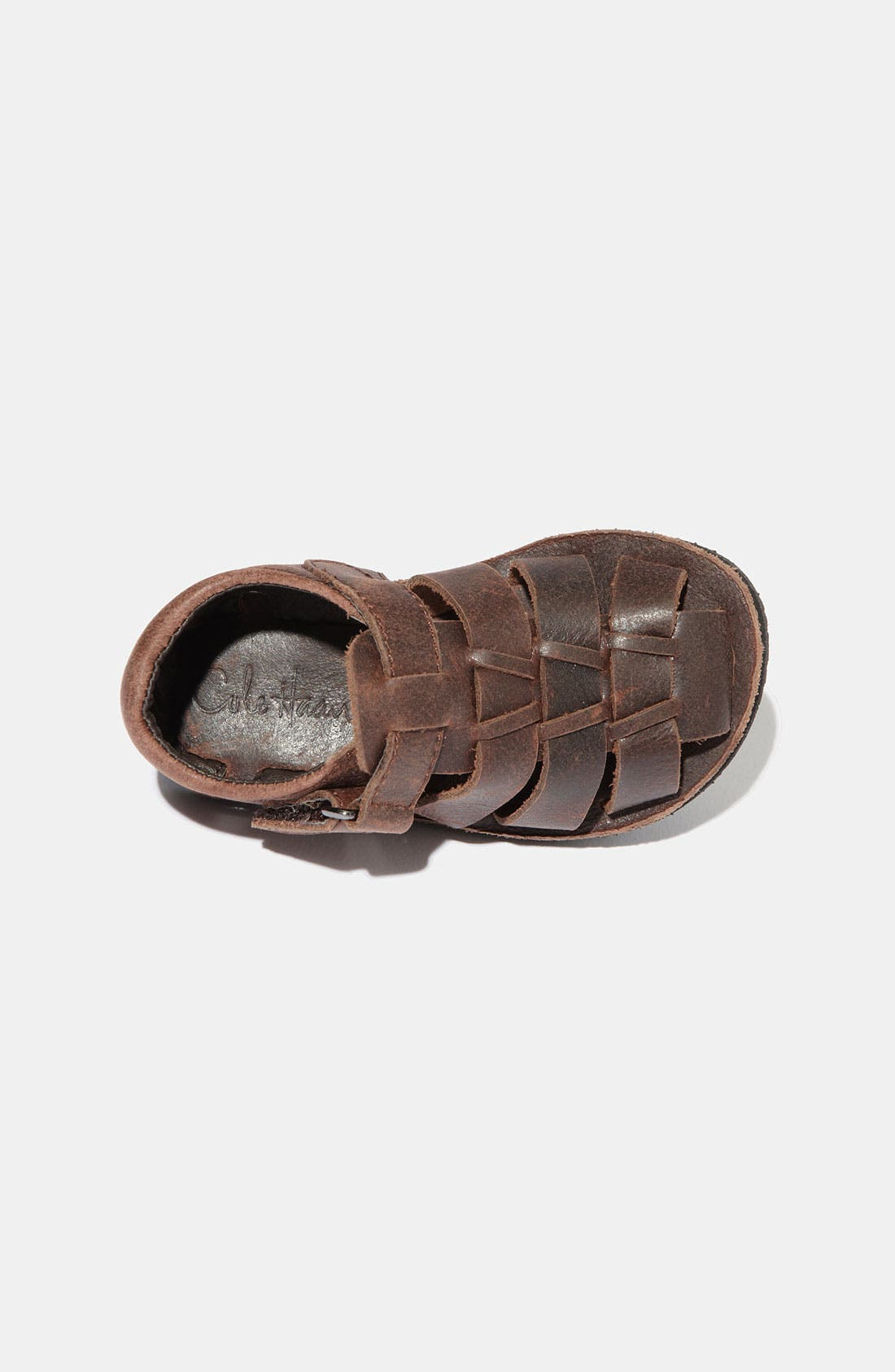 Alternate Image 3  - Cole Haan 'Mini' Fisherman Sandal (Baby)