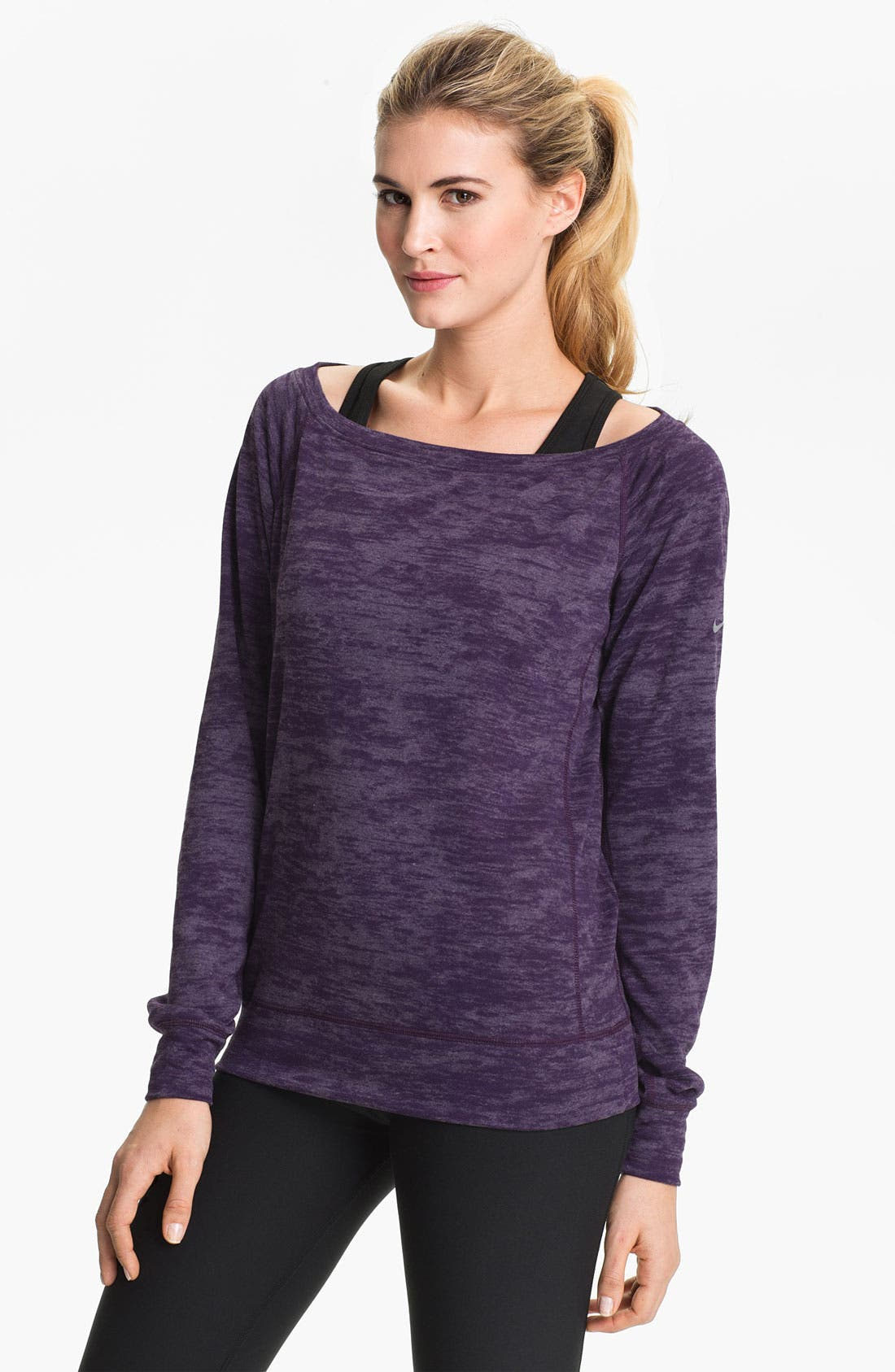 Alternate Image 1 Selected - Nike 'Critical Epic' Sweatshirt