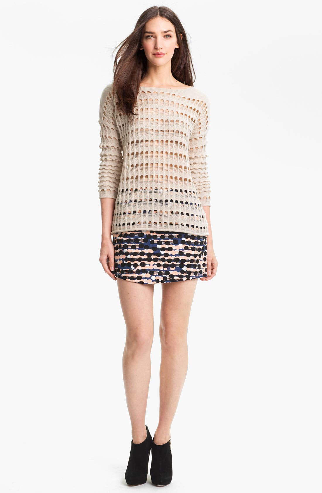 Alternate Image 3  - Diane von Furstenberg 'Rhodes' Sweater