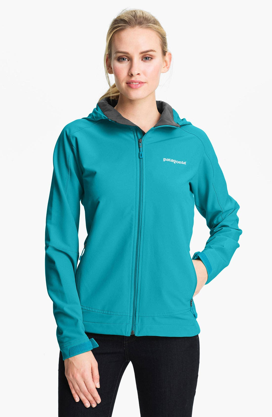 Alternate Image 1 Selected - Patagonia 'Simple Guide' Hooded Jacket