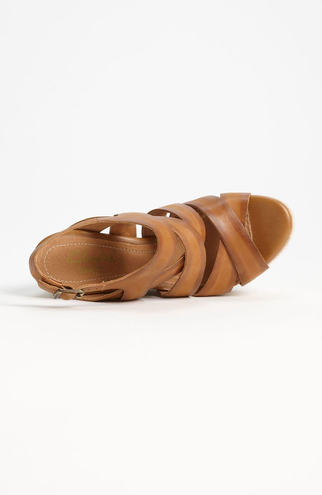 Alternate Image 3  - Clarks® 'Amelia Drift' Sandal (Online Only)