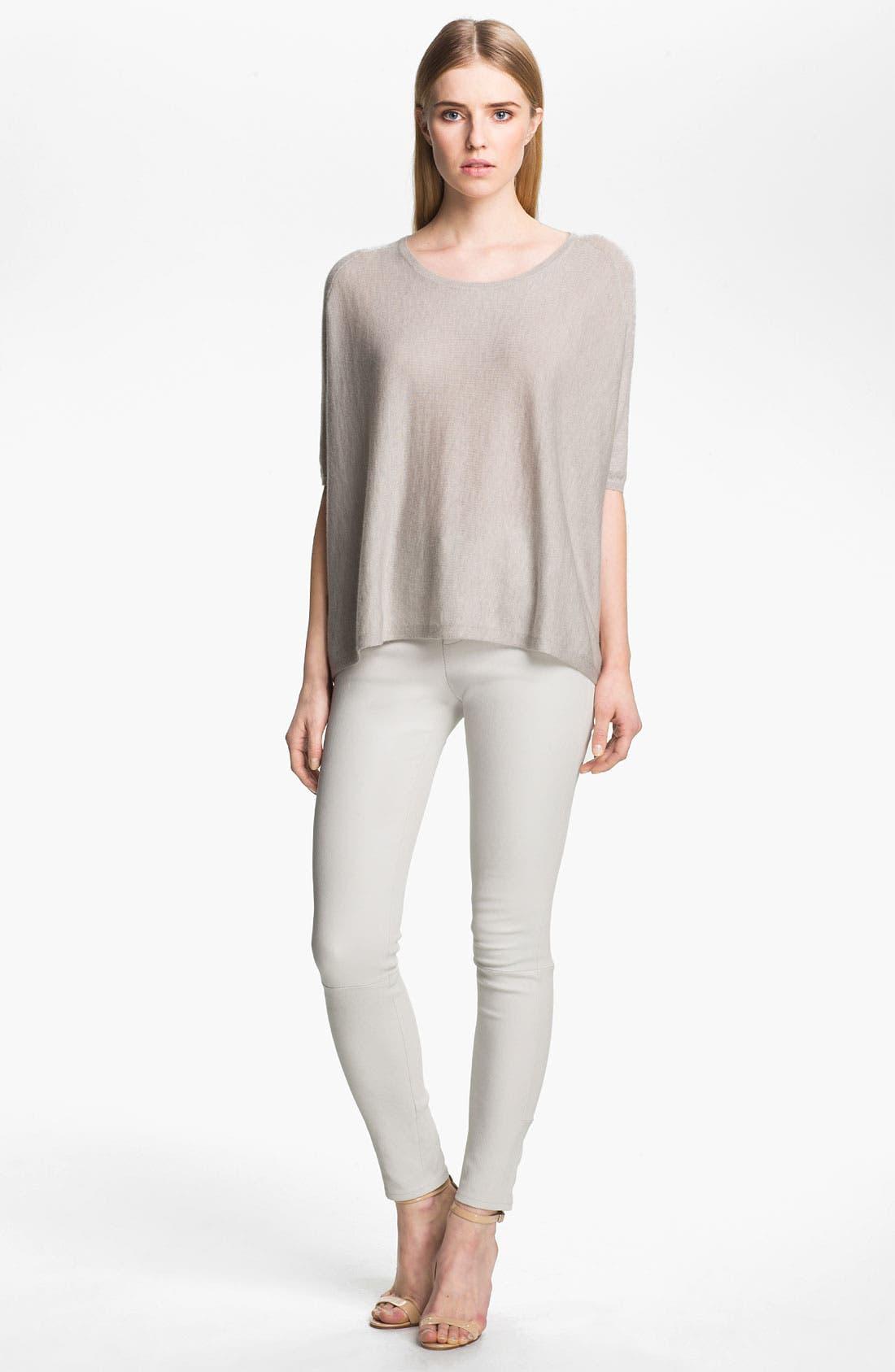 Alternate Image 2  - J Brand Ready-to-Wear 'Ingrid' Cashmere Pullover