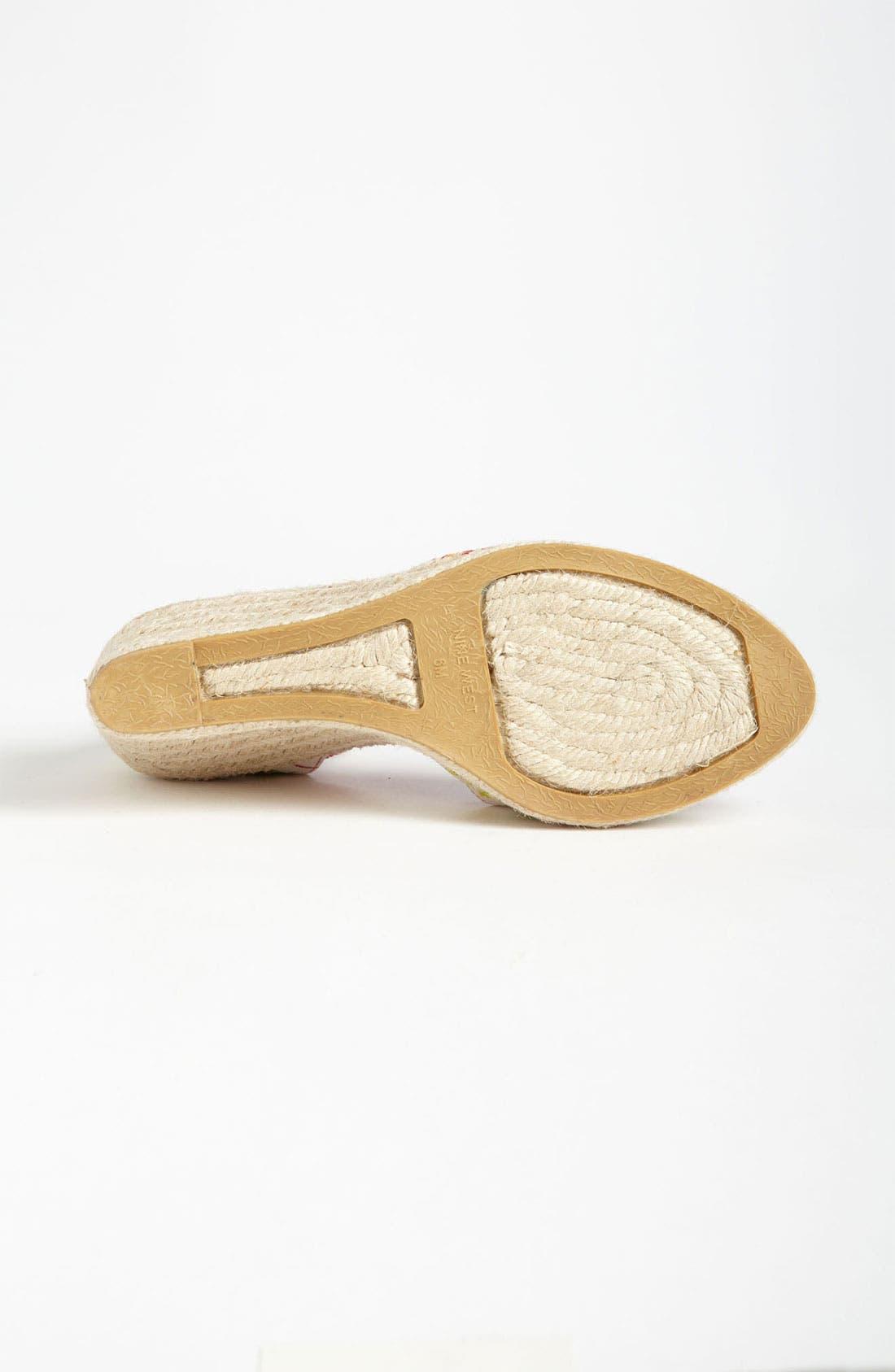 Alternate Image 4  - Nine West 'Immunity' Sandal