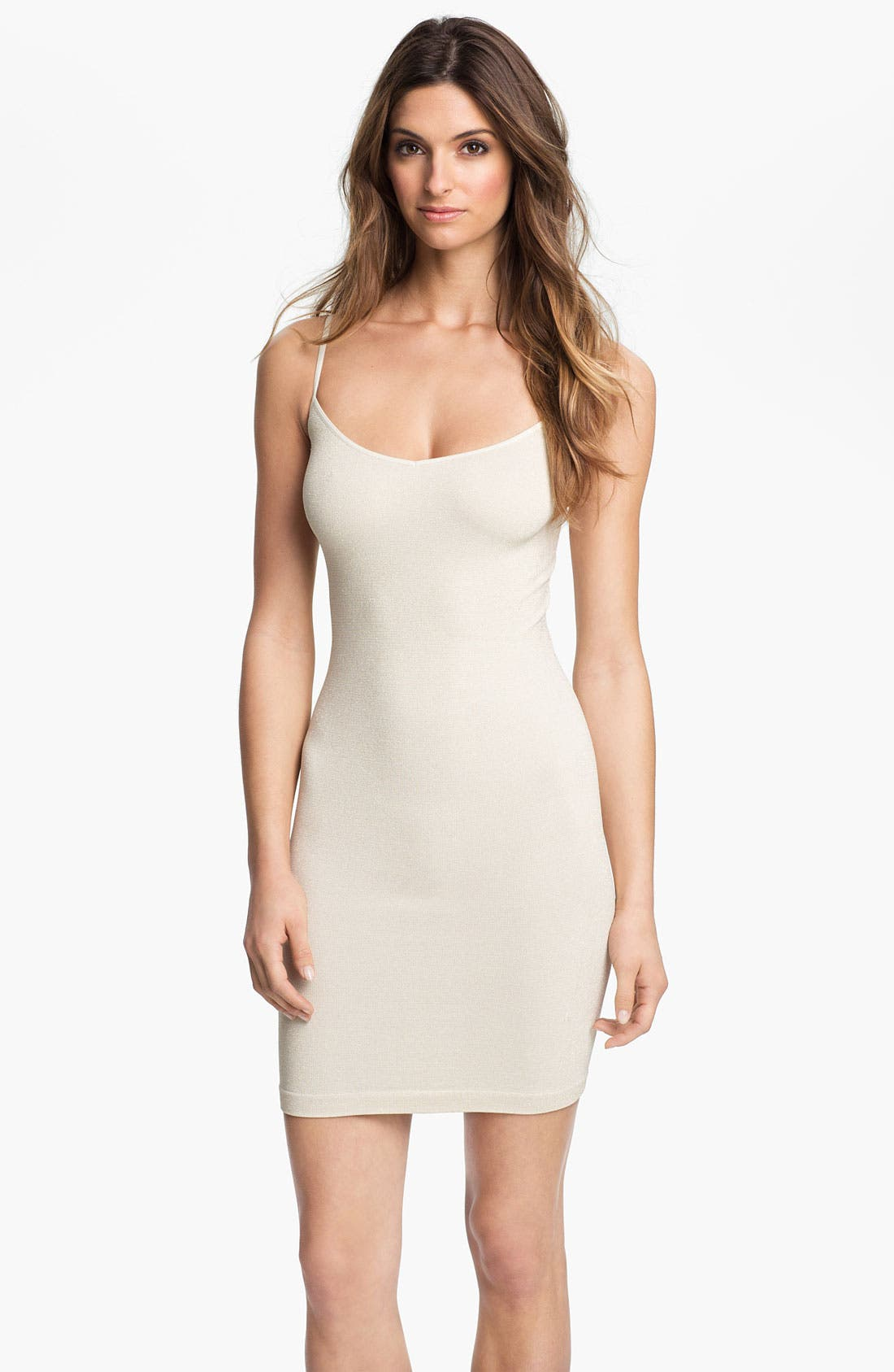 Main Image - Free People Seamless Jersey Slip