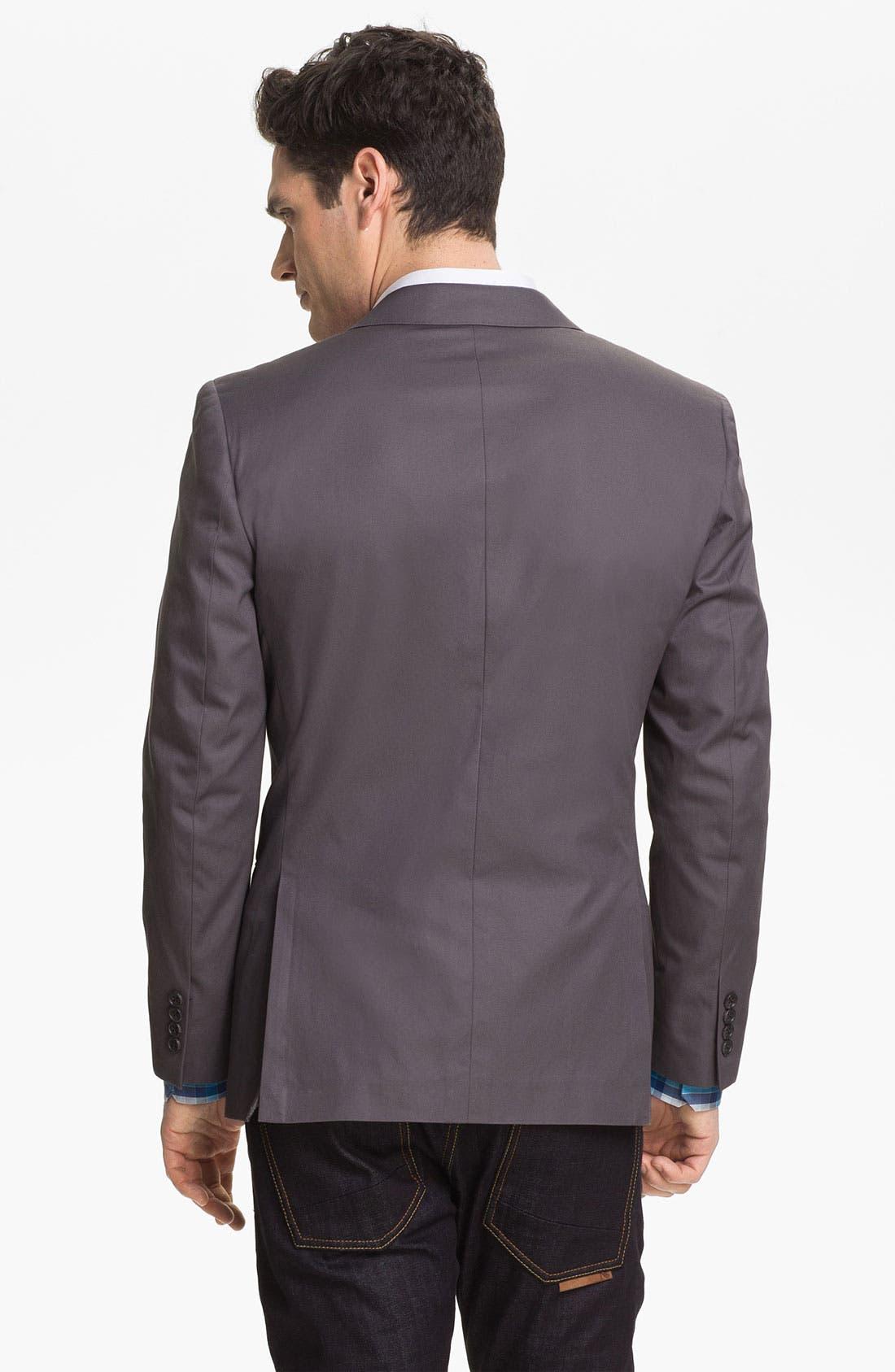 Alternate Image 2  - Bonobos Cotton Blazer