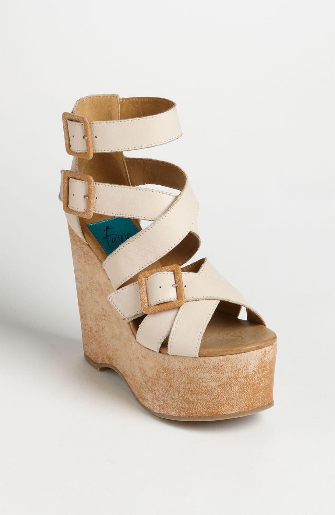 Main Image - Fugu Malibu 'Hanlow' Sandal