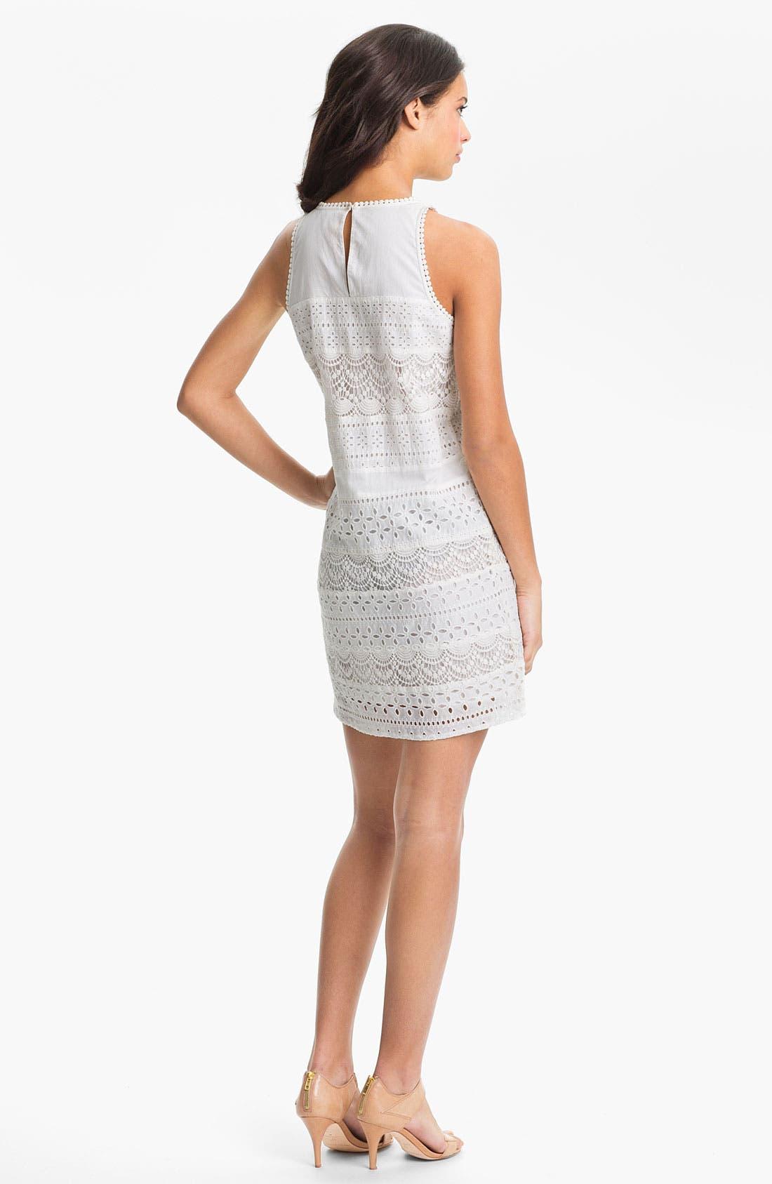 Alternate Image 2  - Joie 'Behati' Cotton Shift Dress