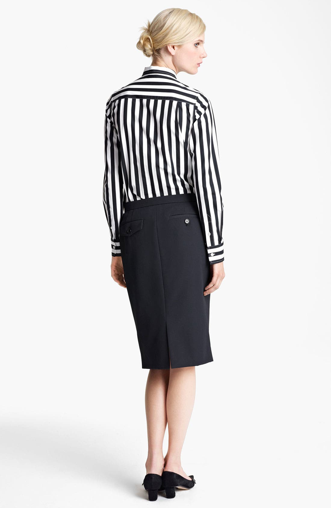 Alternate Image 3  - MARC JACOBS Techno Twill Skirt