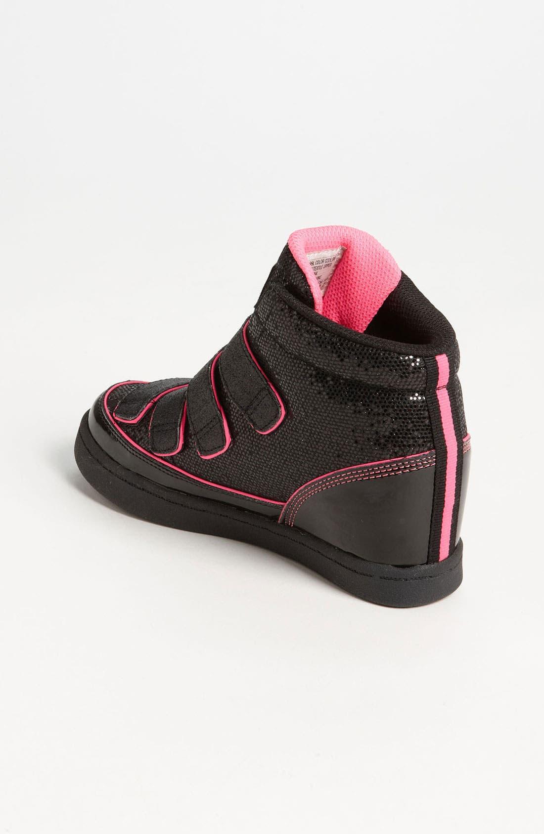 Alternate Image 2  - SKECHERS '4 Upz' Sneaker (Toddler, Little Kid & Big Kid)