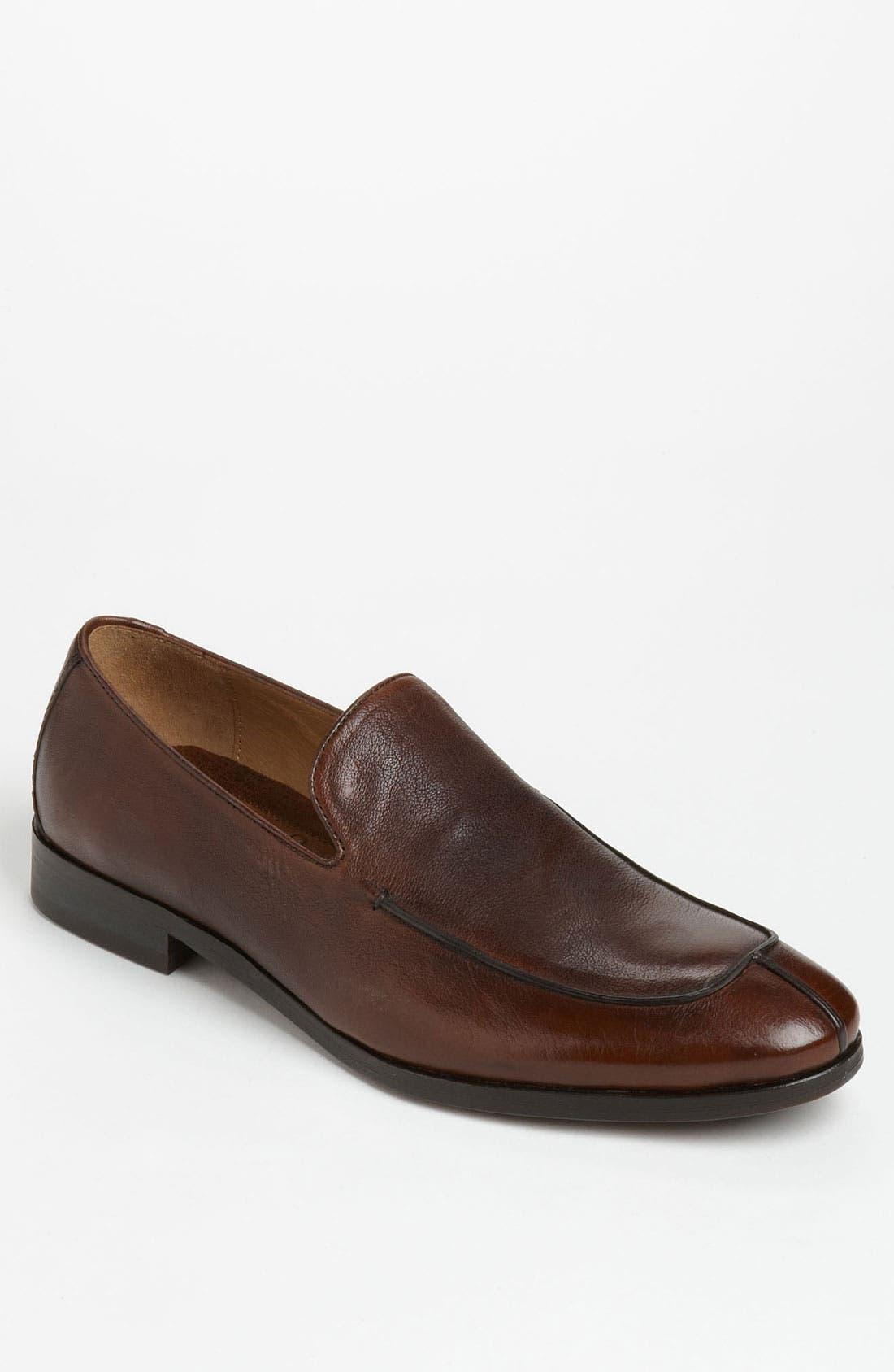 Alternate Image 1 Selected - Vince Camuto 'Ennah' Split Toe Loafer
