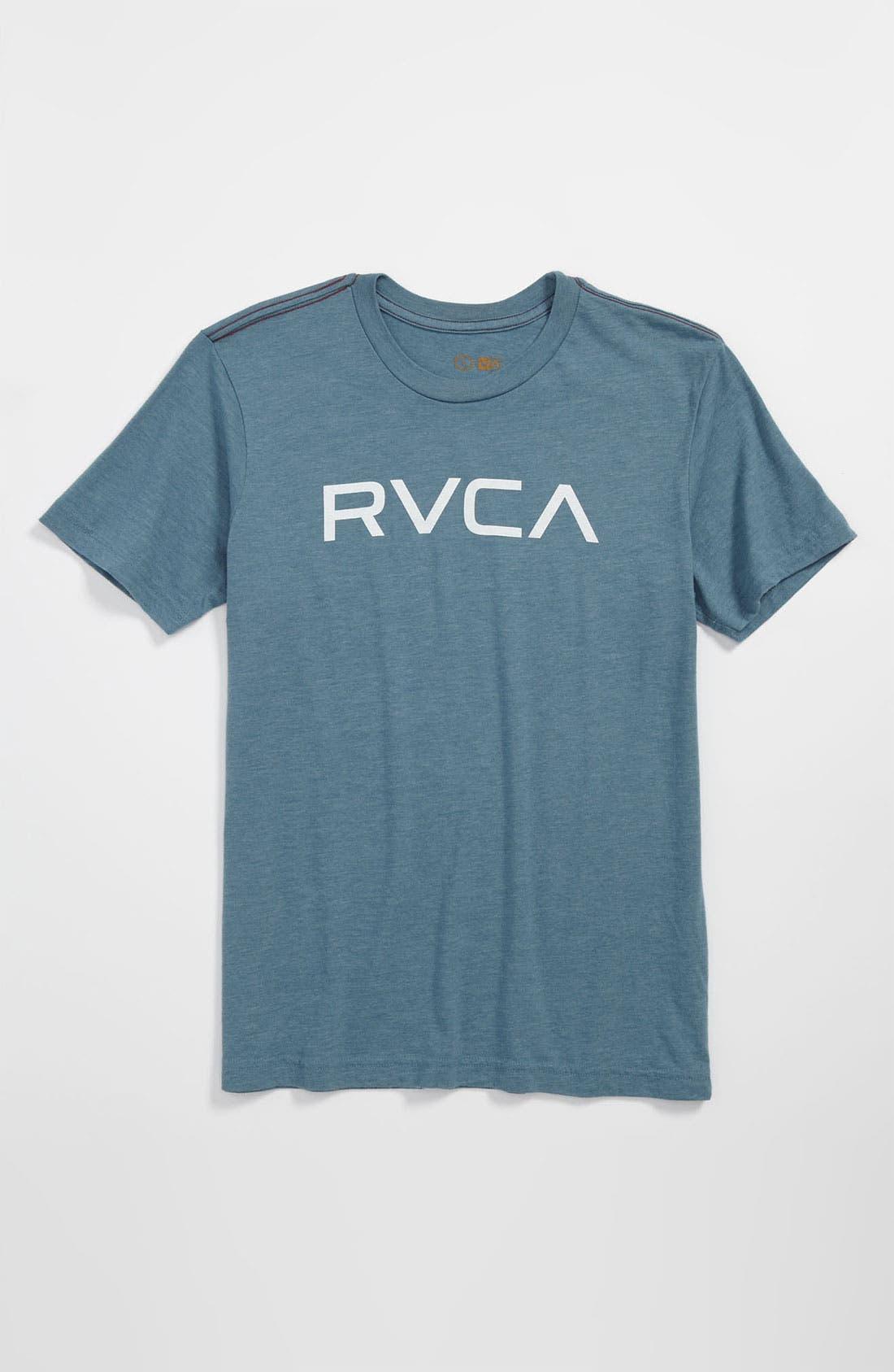Main Image - RVCA 'Big' Graphic T-Shirt (Big Boys)